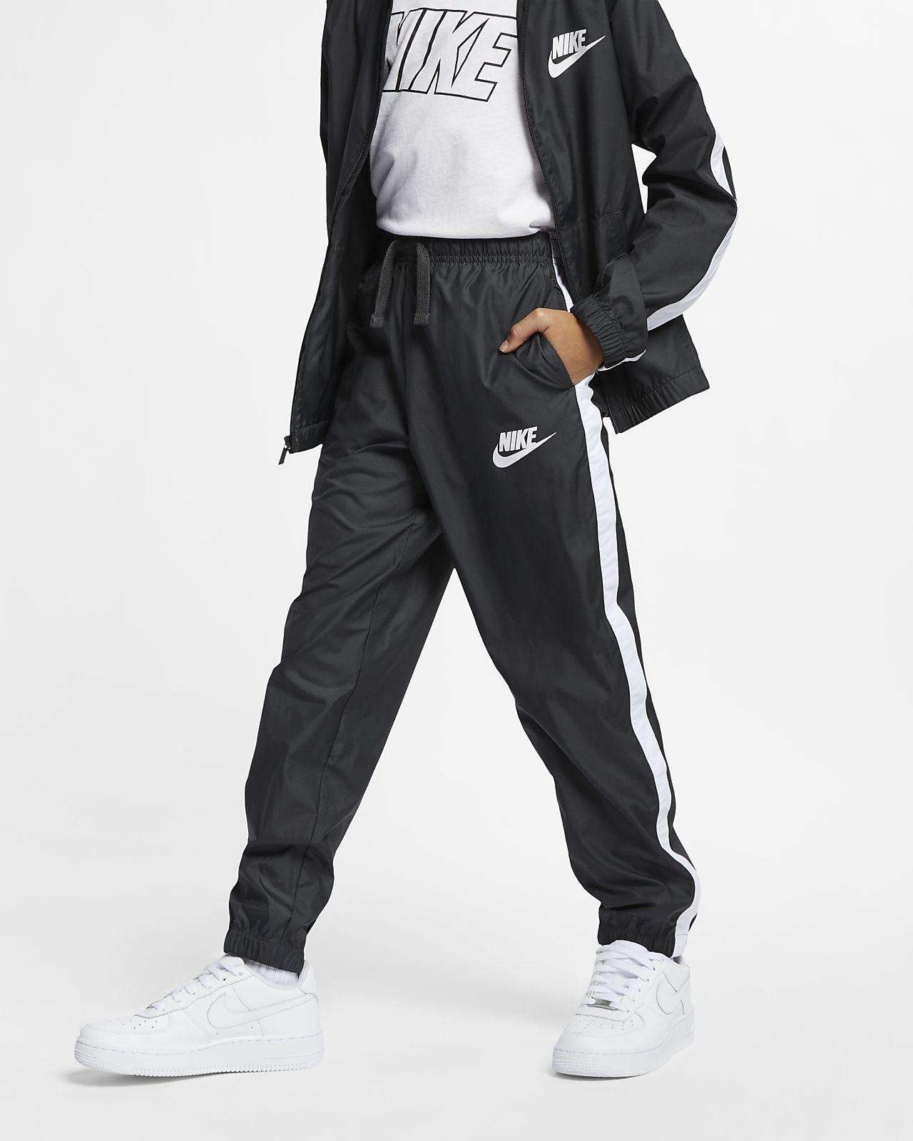 Conjunto de entrenamiento para niño talla grande Nike Sportswear ... efdcf362f39ef