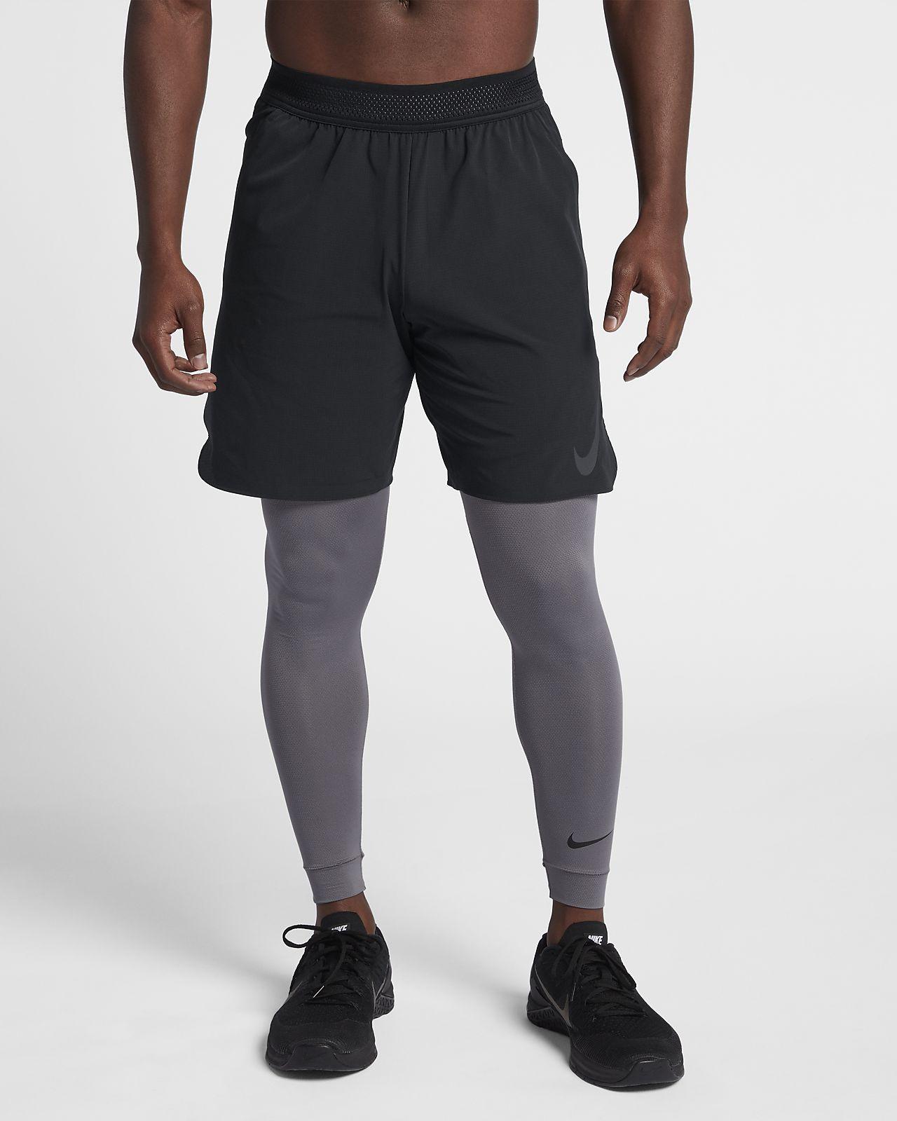กางเกงเทรนนิ่งขาสั้นผู้ชาย Nike Flex Repel