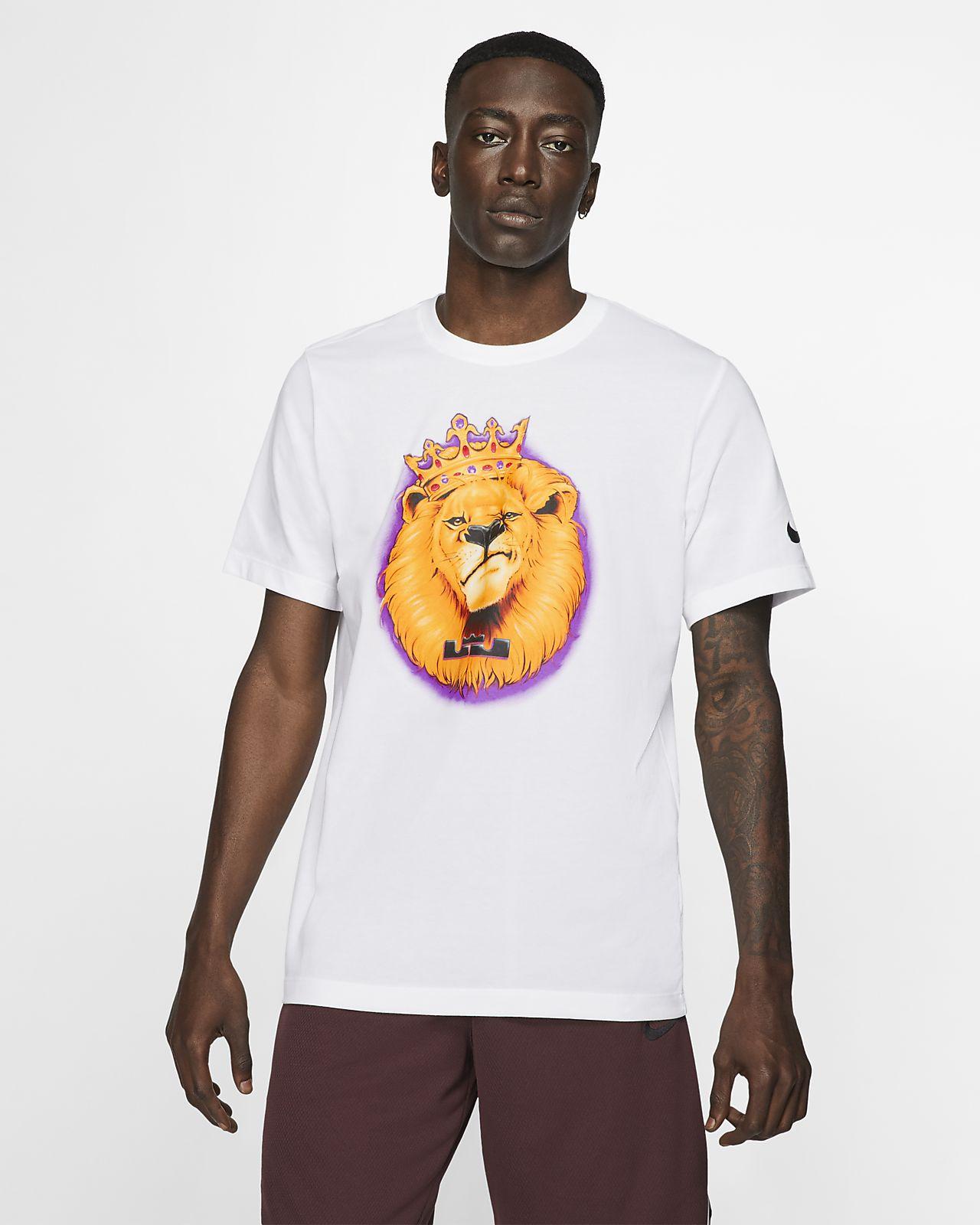 Nike Dri-FIT LeBron T-skjorte til herre