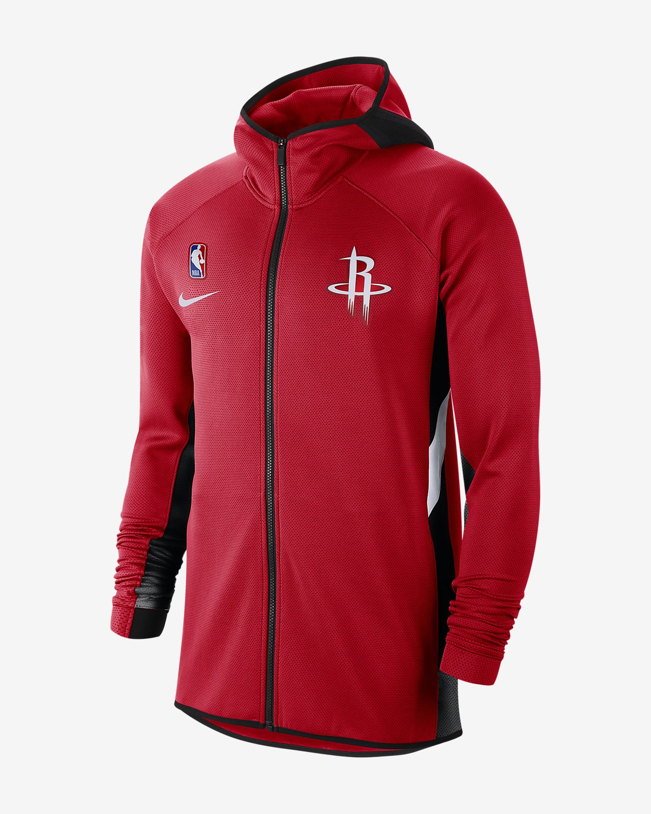 Houston Rockets Nike Therma Flex Showtime NBA Hoodie für Herren