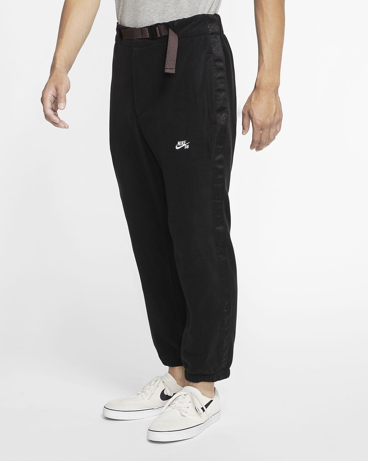 Skateboardbyxor Nike SB i fleece för män