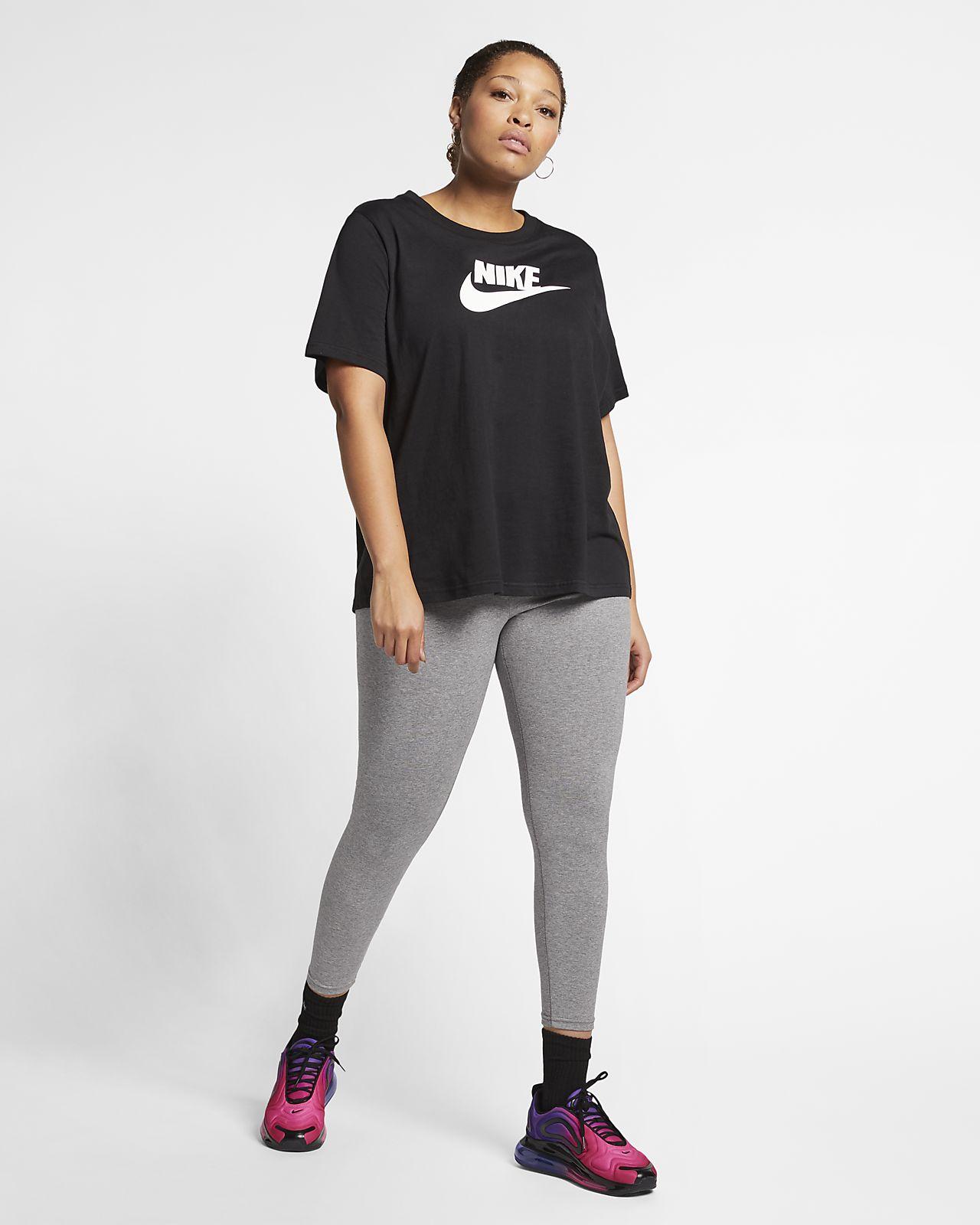 56bb1ffb3f1 Nike Sportswear Essential Women s T-Shirt (Plus Size). Nike.com CA