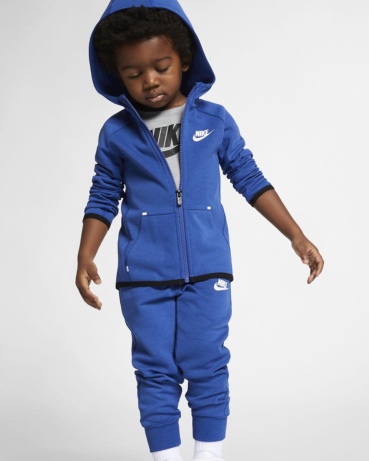 Nike Sportswear Tech Fleece tvådelat set för små barn