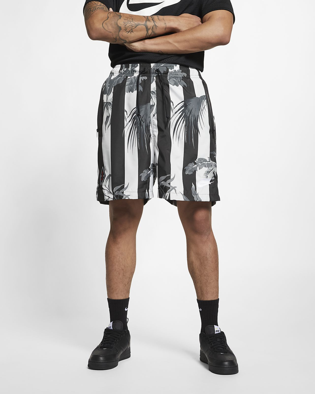 Nike Sportswear NSW Men's Striped Shorts