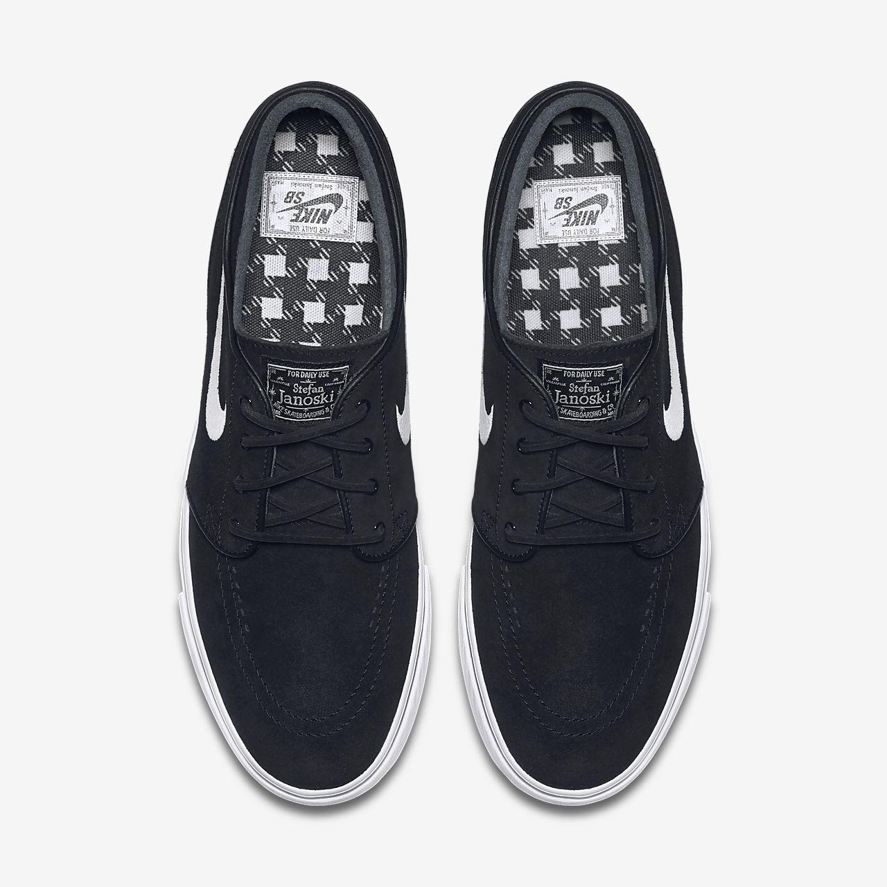 nike sb zoom stefan janoski og mens skateboarding shoe