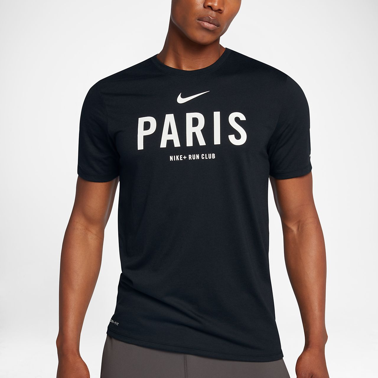 ... Nike Dri-FIT Run Club (Paris) Men's T-Shirt