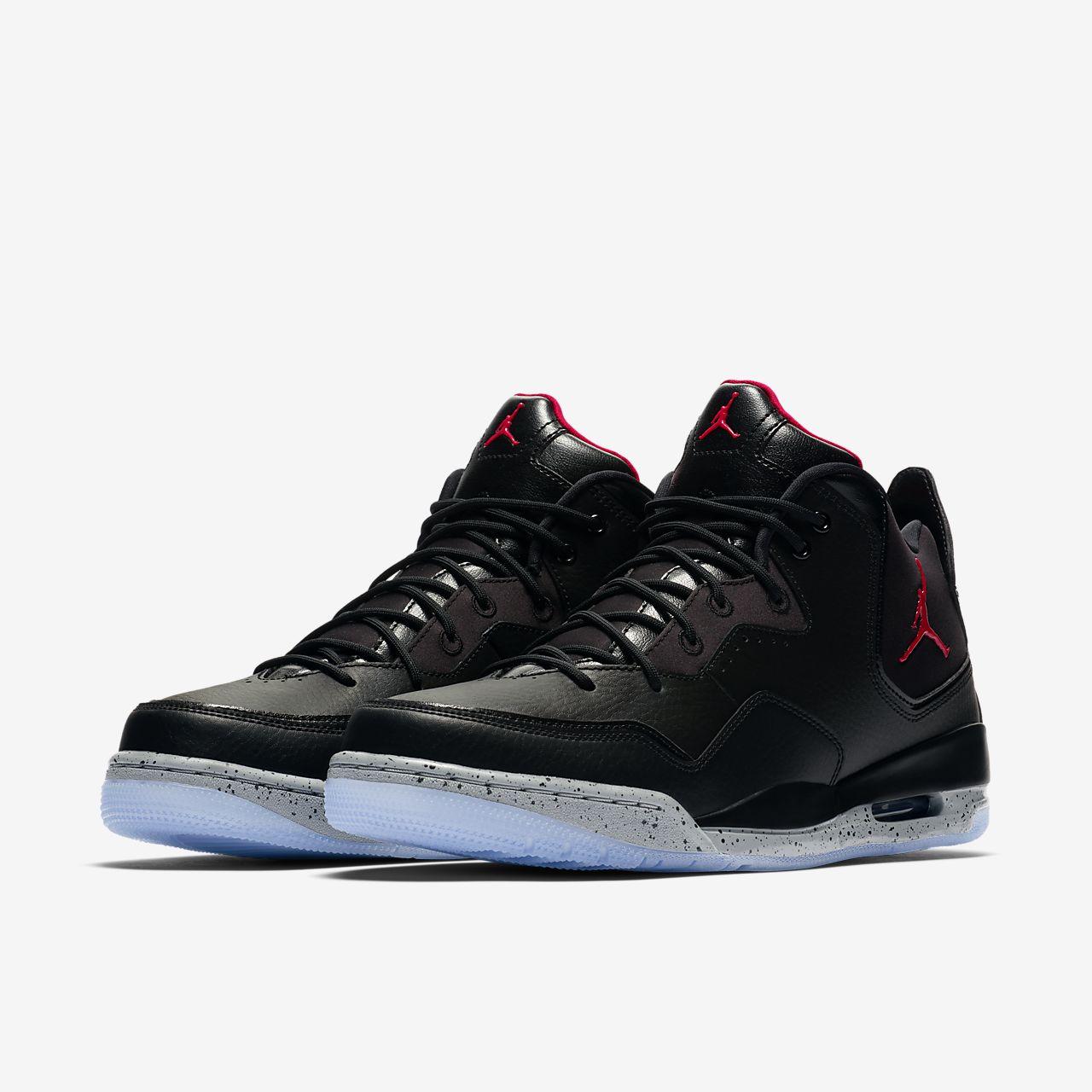 Courtside 23 Chaussures Noires Nike JvWKaK8Sw