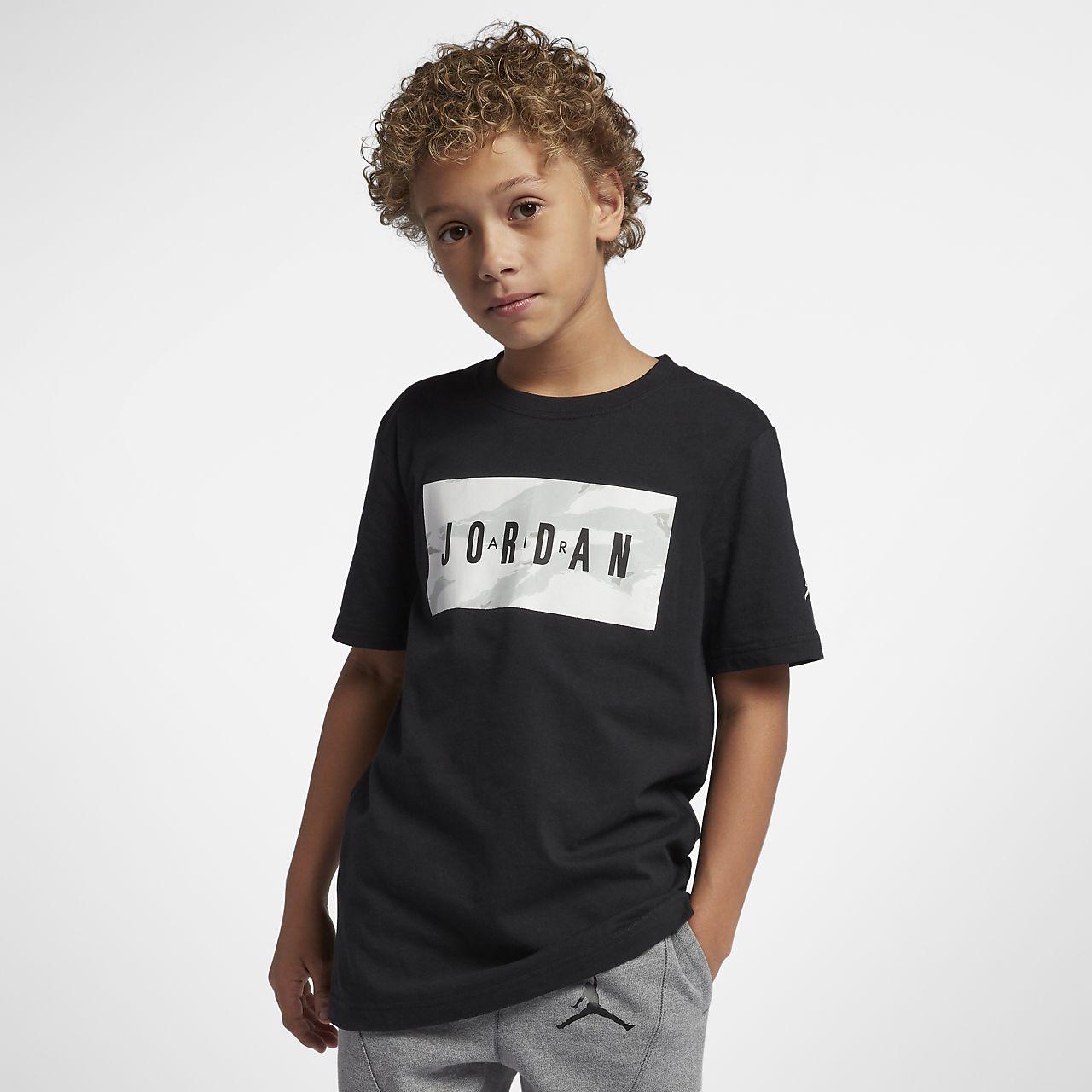 Jordan大童(男孩)T恤
