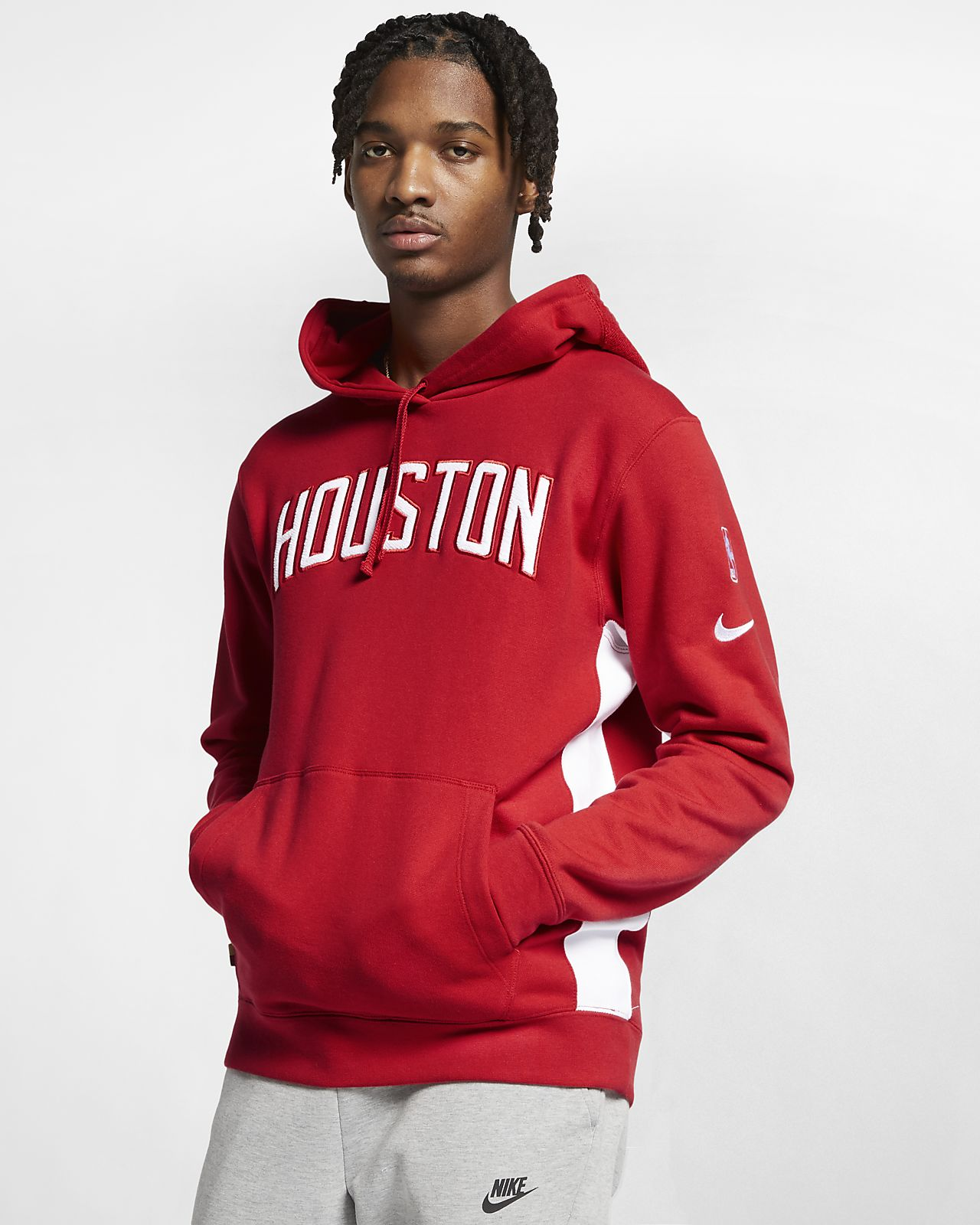 Houston Rockets Nike Men's NBA Hoodie