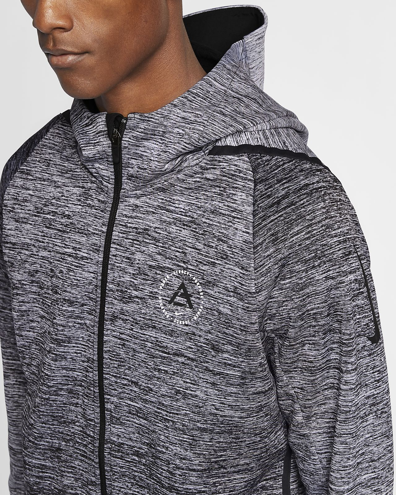d47f5ba5aaf034 ... Nike Therma Sphere Max Adonis Creed Men s Full-Zip Hooded Training  Jacket