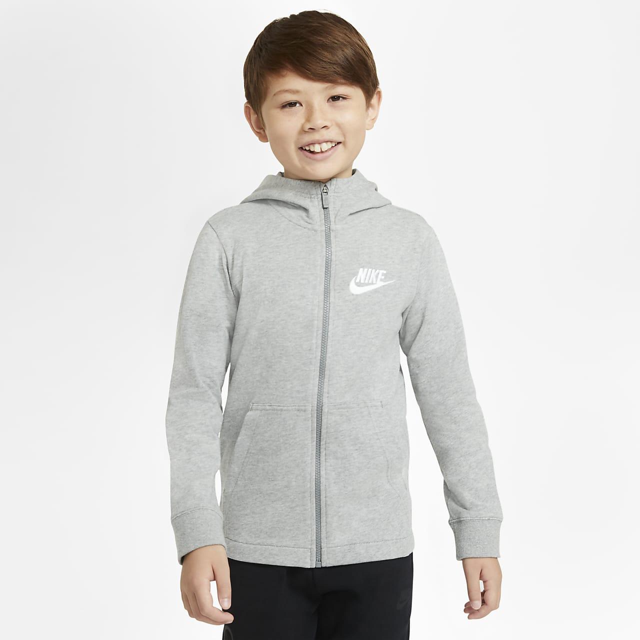 Nike Sportswear Big Kids' (Boys') Hoodie. Nike.com