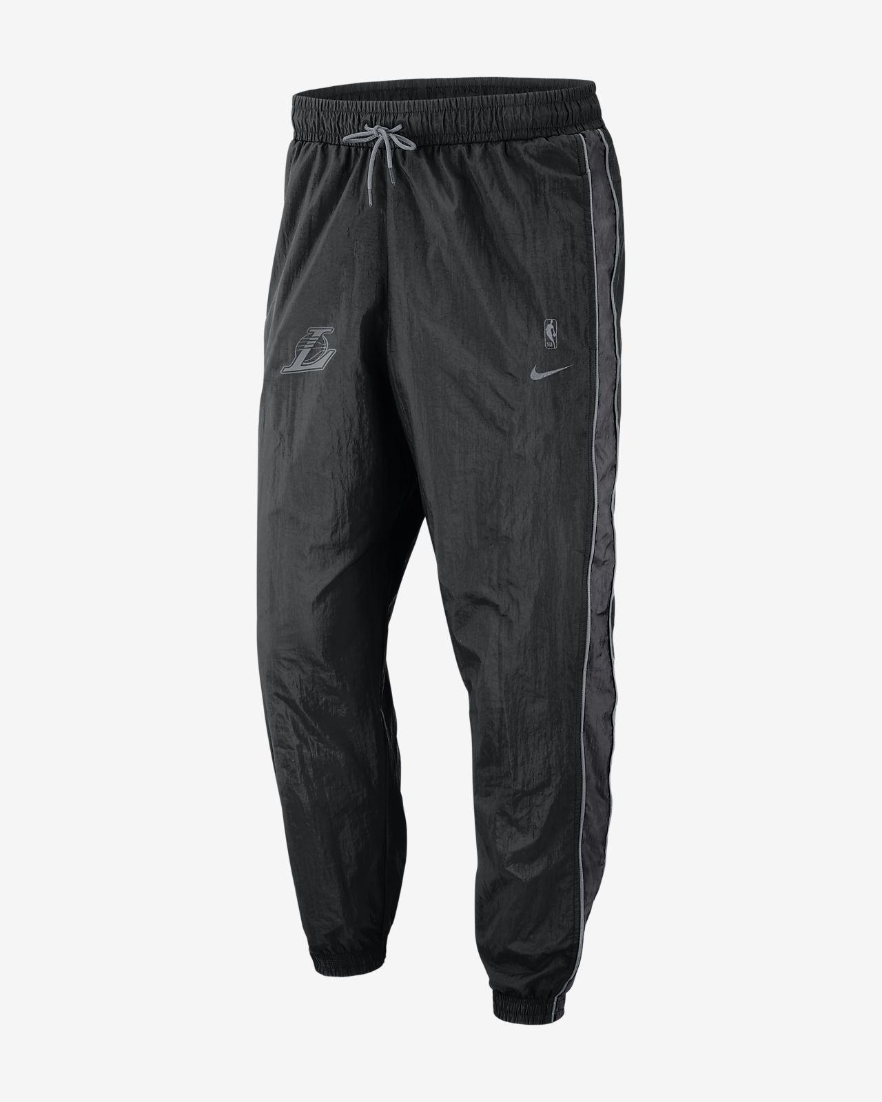 6ca3a0aa1e1f Los angeles lakers nike mens nba tracksuit pants jpg 1280x1600 Nike track  pants for boys