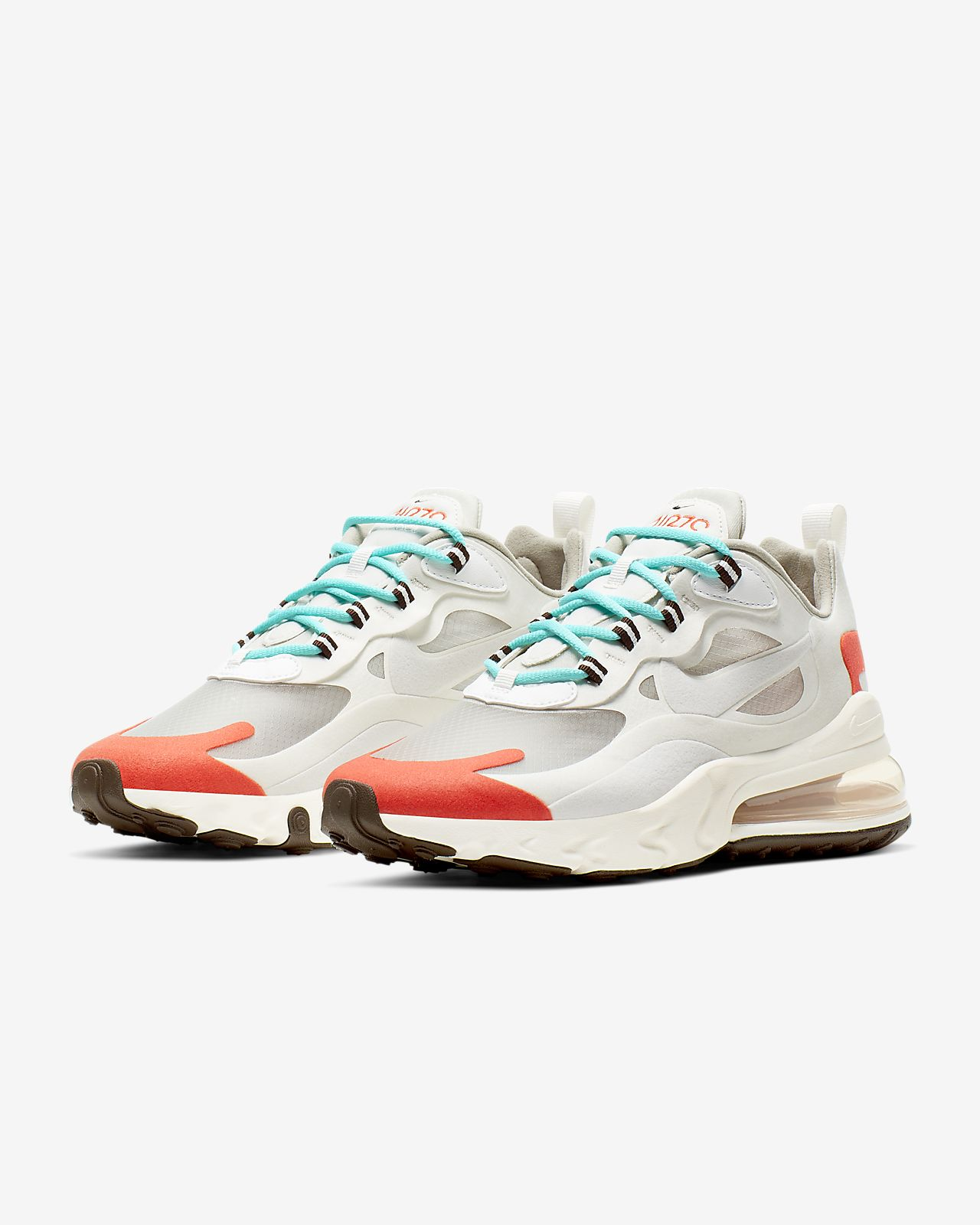 Nike Air Max 270 React (Mid Century Art) Herrenschuh