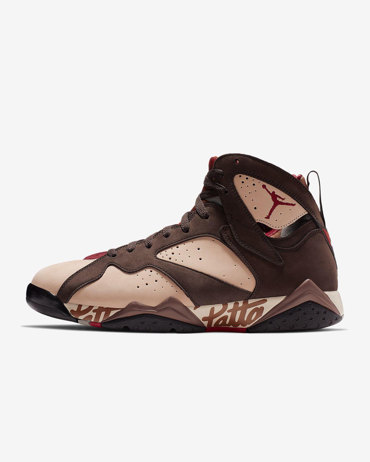 Air Jordan x Patta 7 Retro Men's Shoe