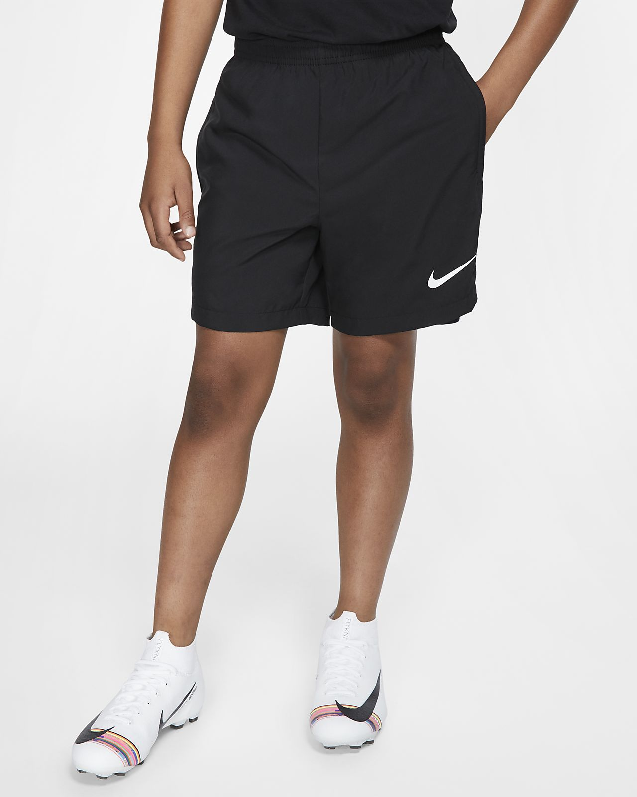 Nike Dri-FIT Mercurial fotballshorts til store barn