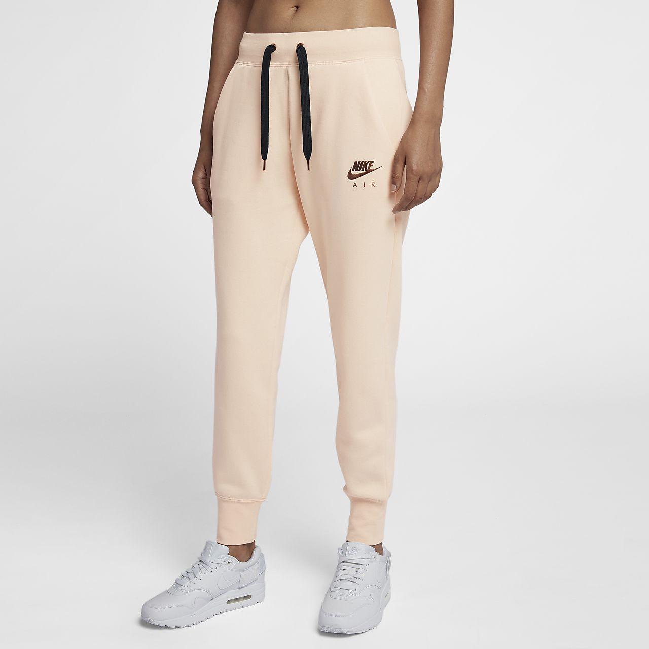 Nike Air Metallic fleecebukse til dame