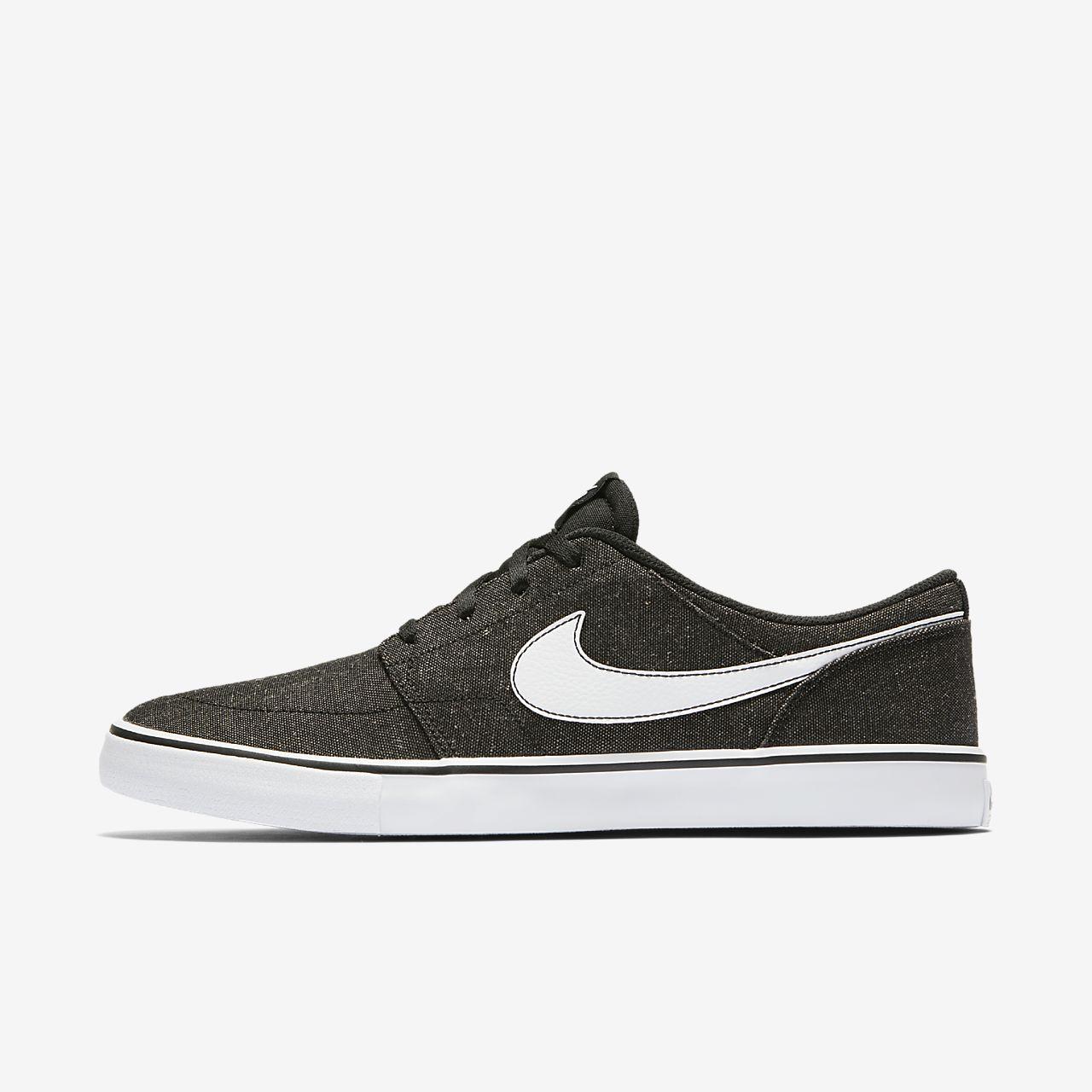 Nike SB Solarsoft Portmore II Canvas Premium Skateschoen voor heren
