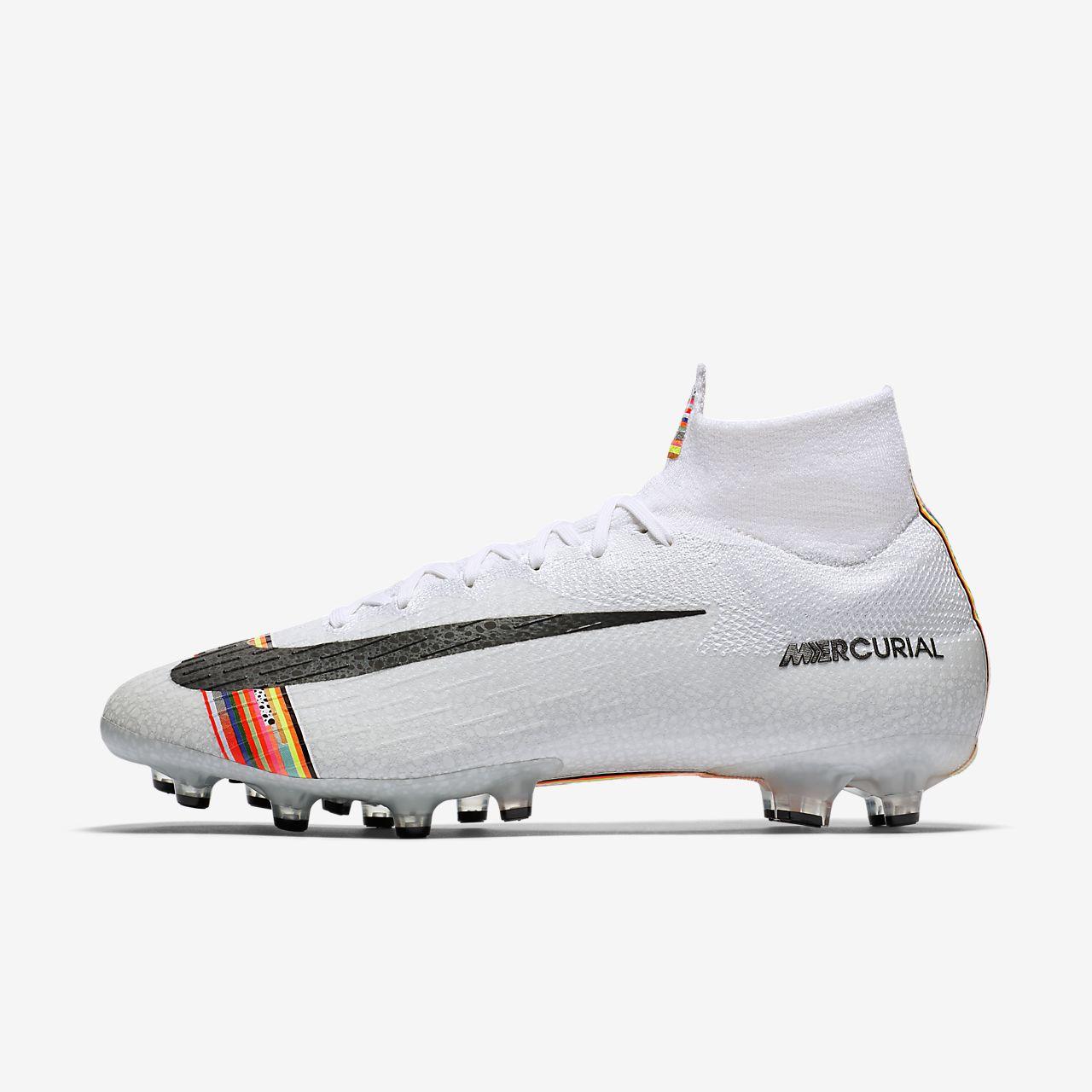Chaussure de football à crampons pour terrain synthétique Nike Superfly 6 Elite AG-PRO