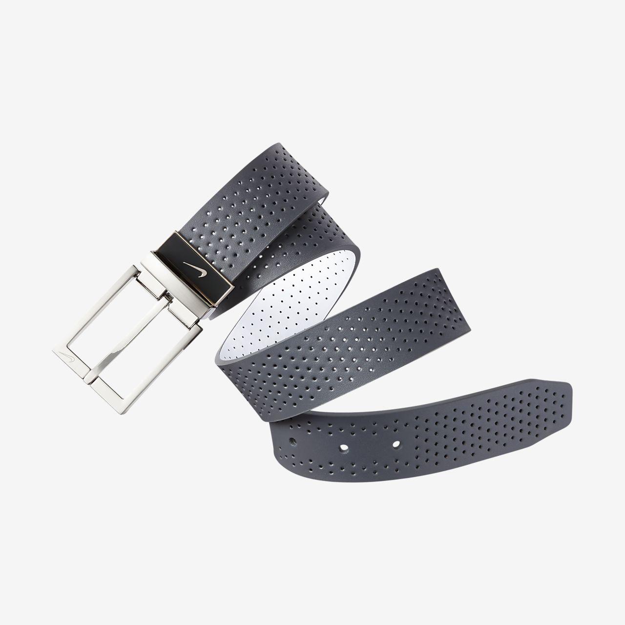 Nike Perforated Reversible Men's Golf Belt