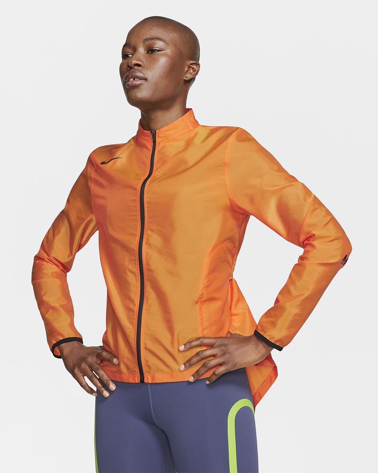Nike Chaqueta de running con cremallera completa - Mujer