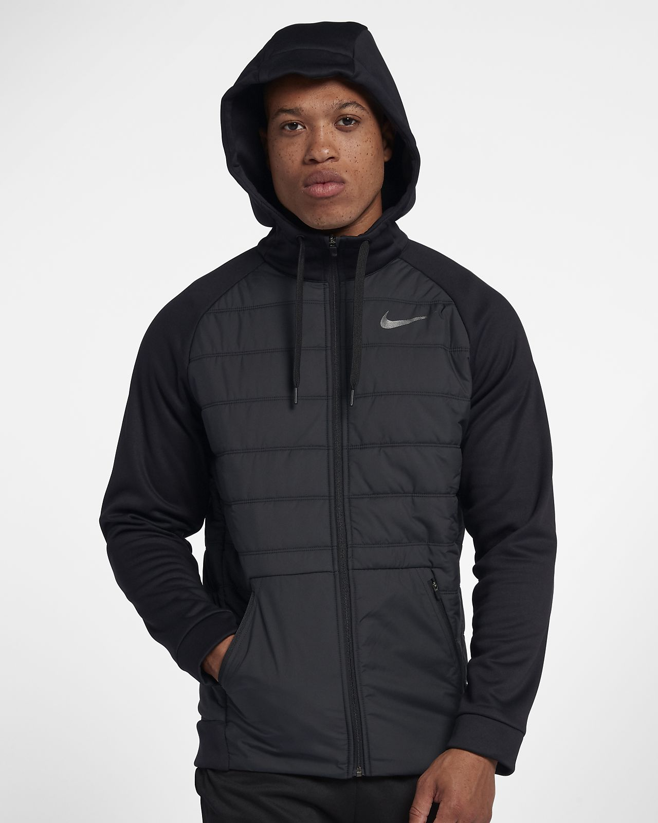 Nike Therma Winterized Men's Full-Zip Hoodie
