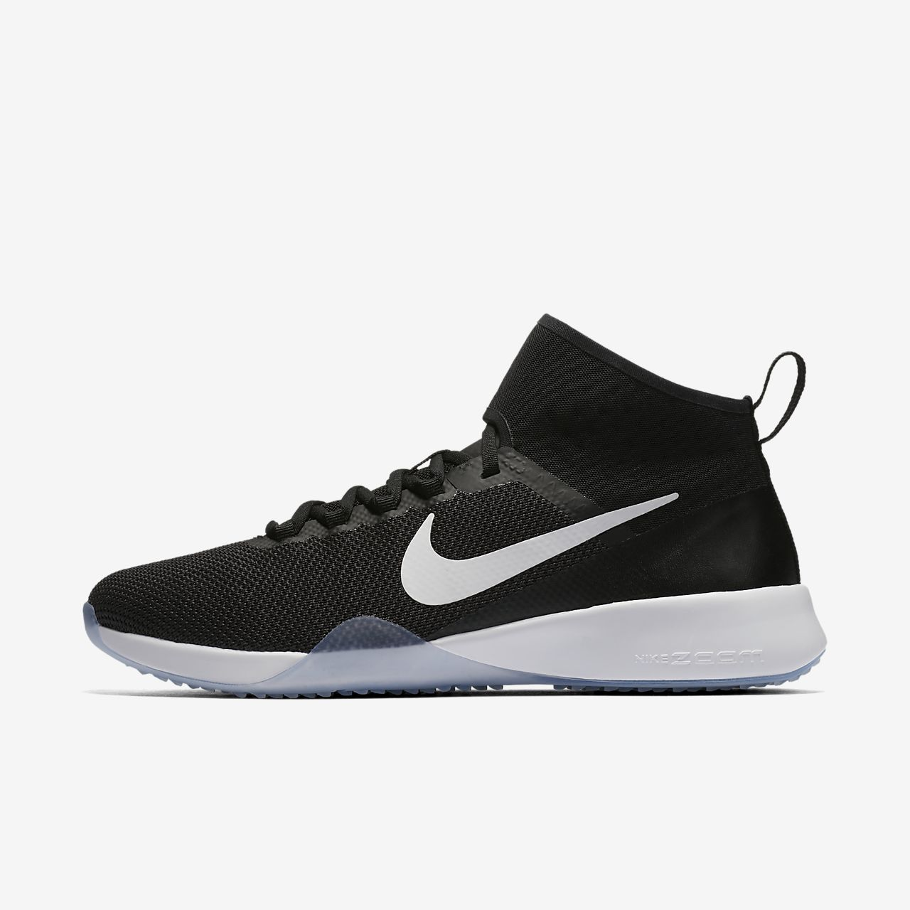 Nike Air Zoom Strong 2 Women's Training Shoes Black/White rT3943I