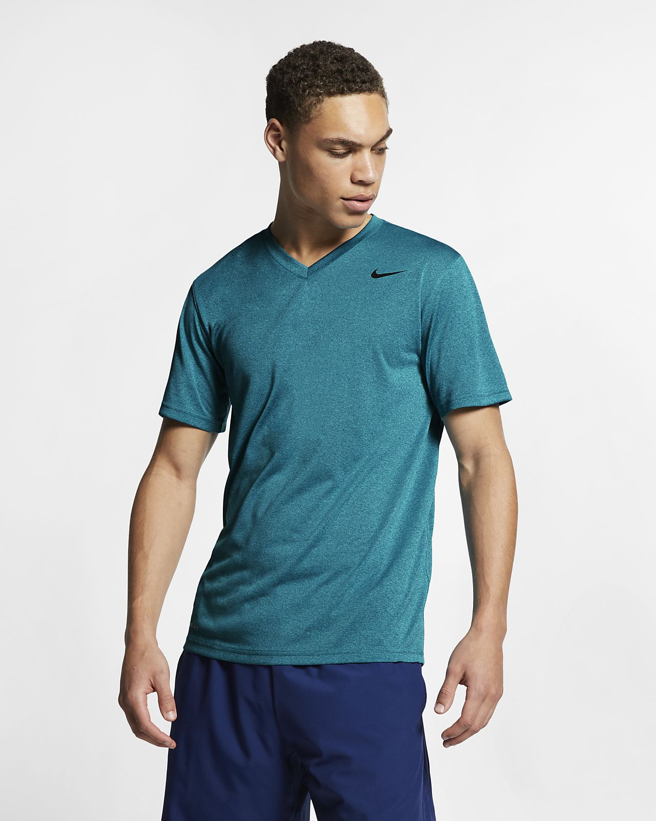 e3724829 Nike Legend 2.0 V-Neck Men's Training Shirt. Nike.com