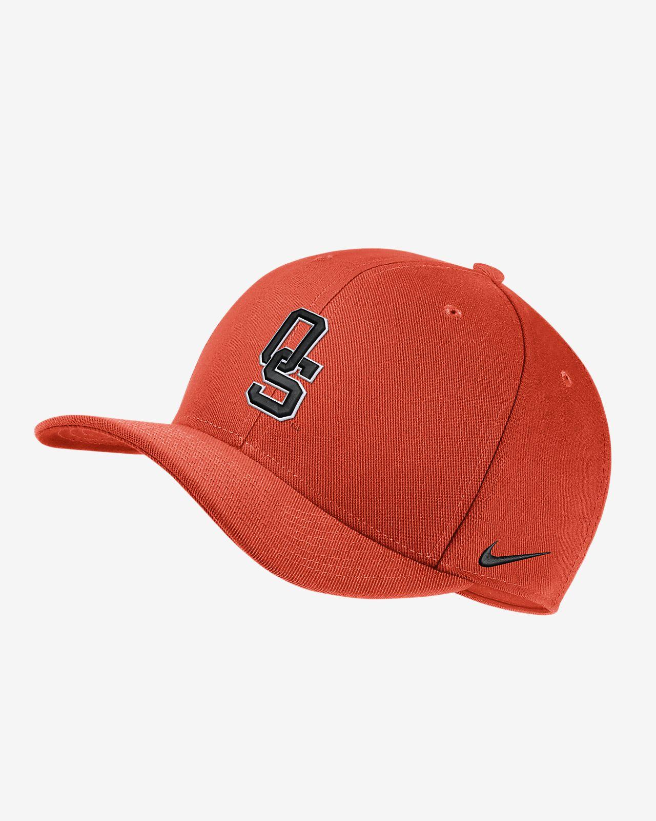 finest selection e247d 009d0 Nike College Dri-FIT Classic99 Swoosh Flex (Oklahoma State)