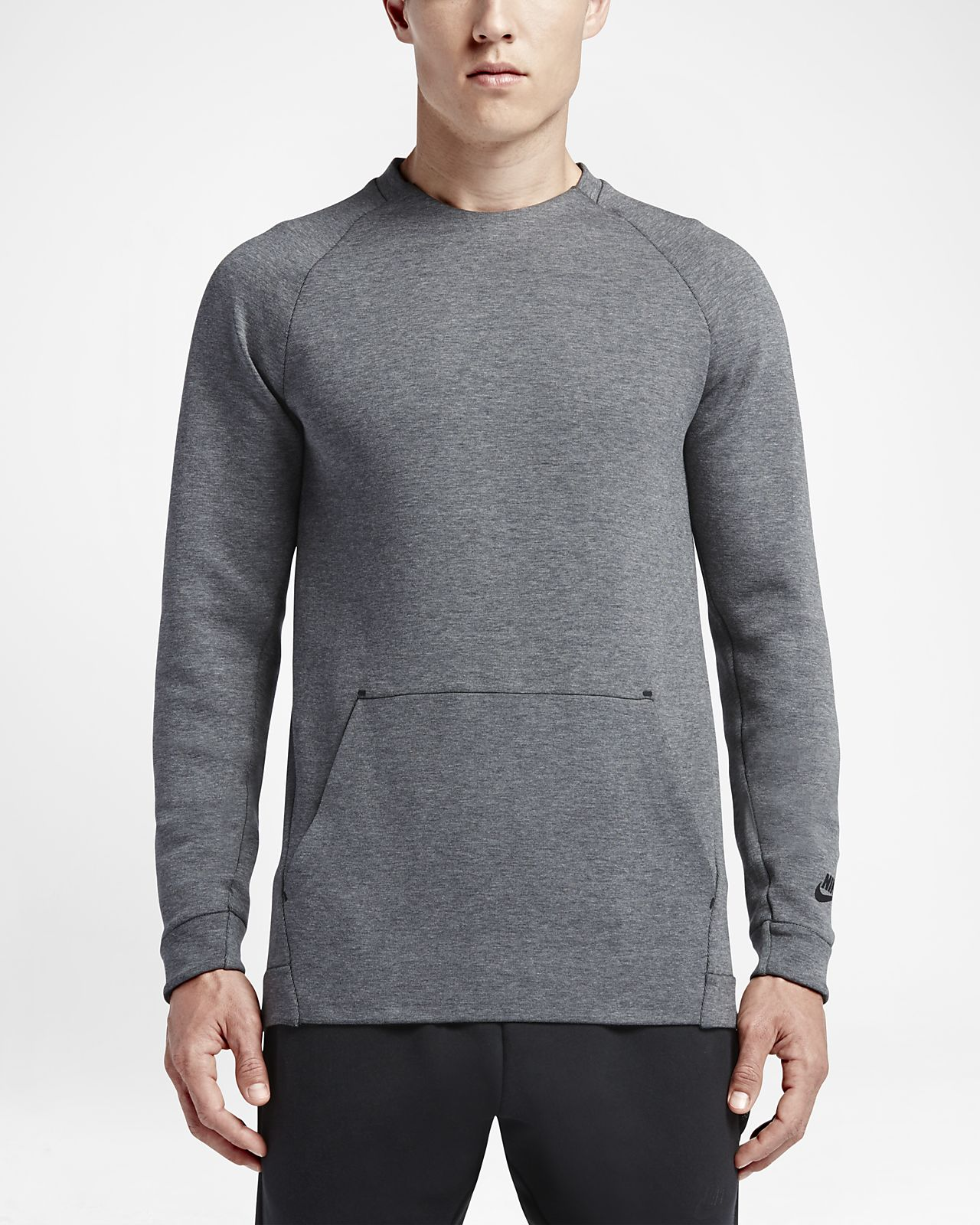 Homme Sweat shirt Fleece Tech Sportswear pour Crew Nike ZuOPkXi