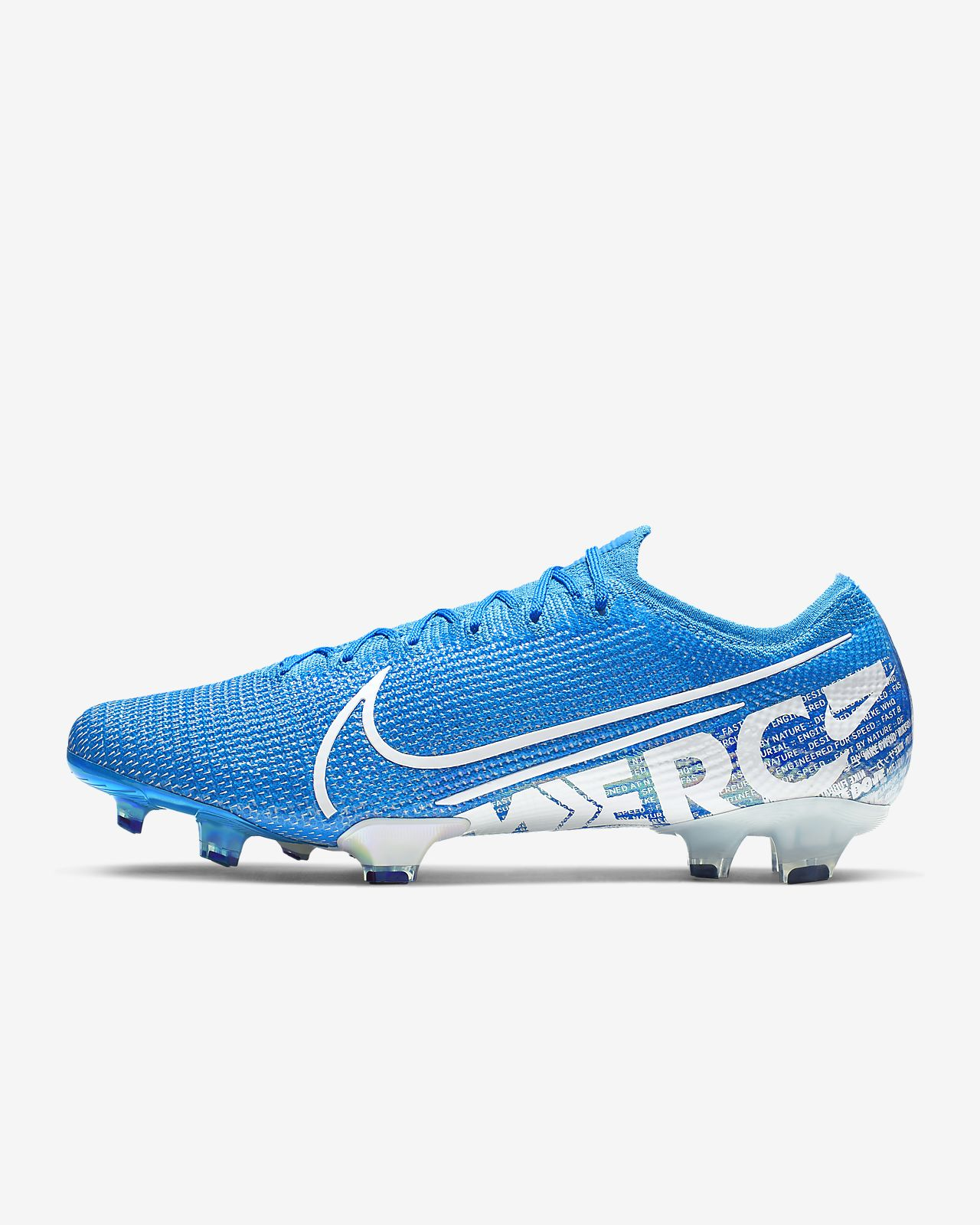 Korki piłkarskie na twardą murawę Nike Mercurial Vapor 13 Elite FG