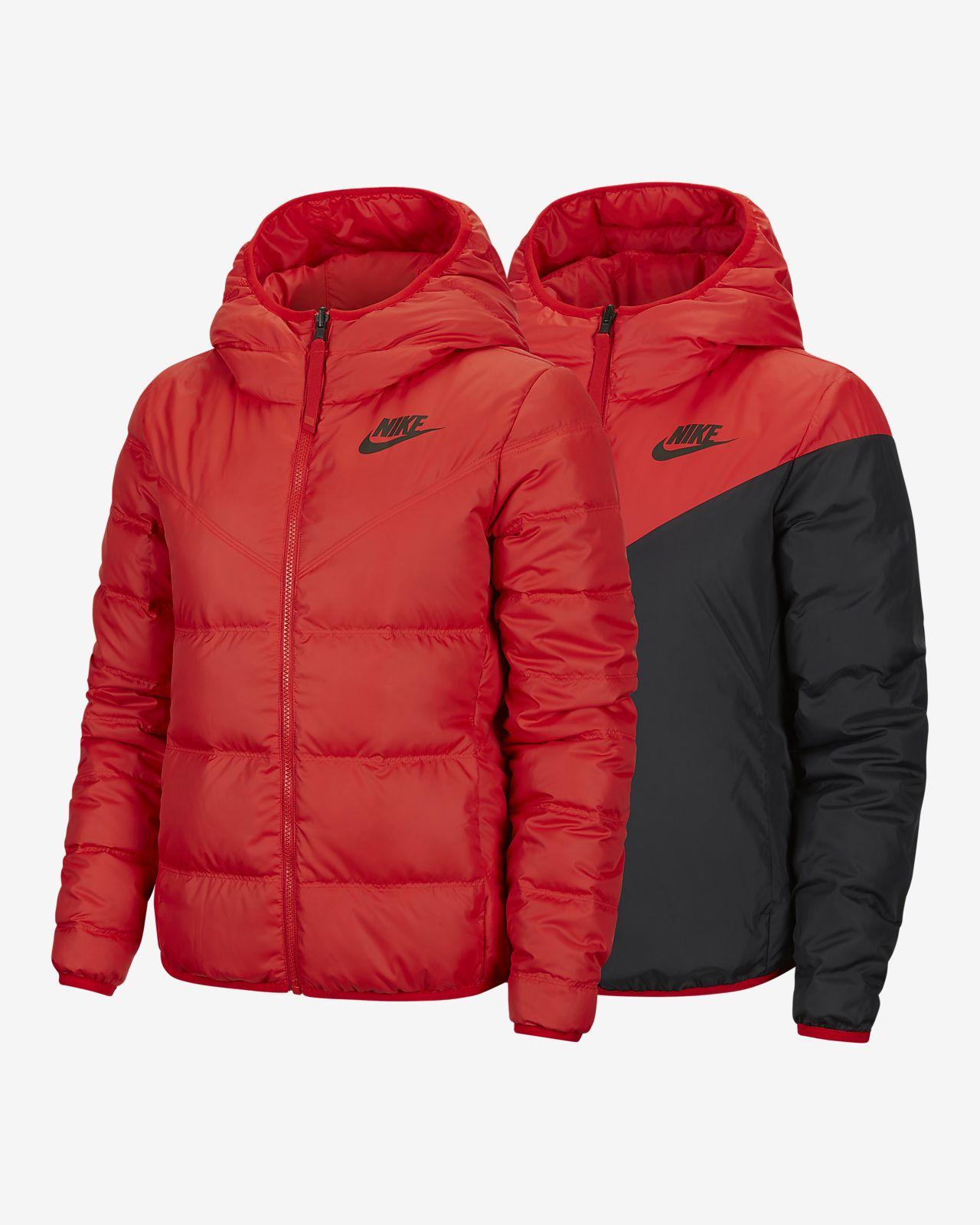 Nike Sportswear Windrunner Down Fill 女子双面穿夹克
