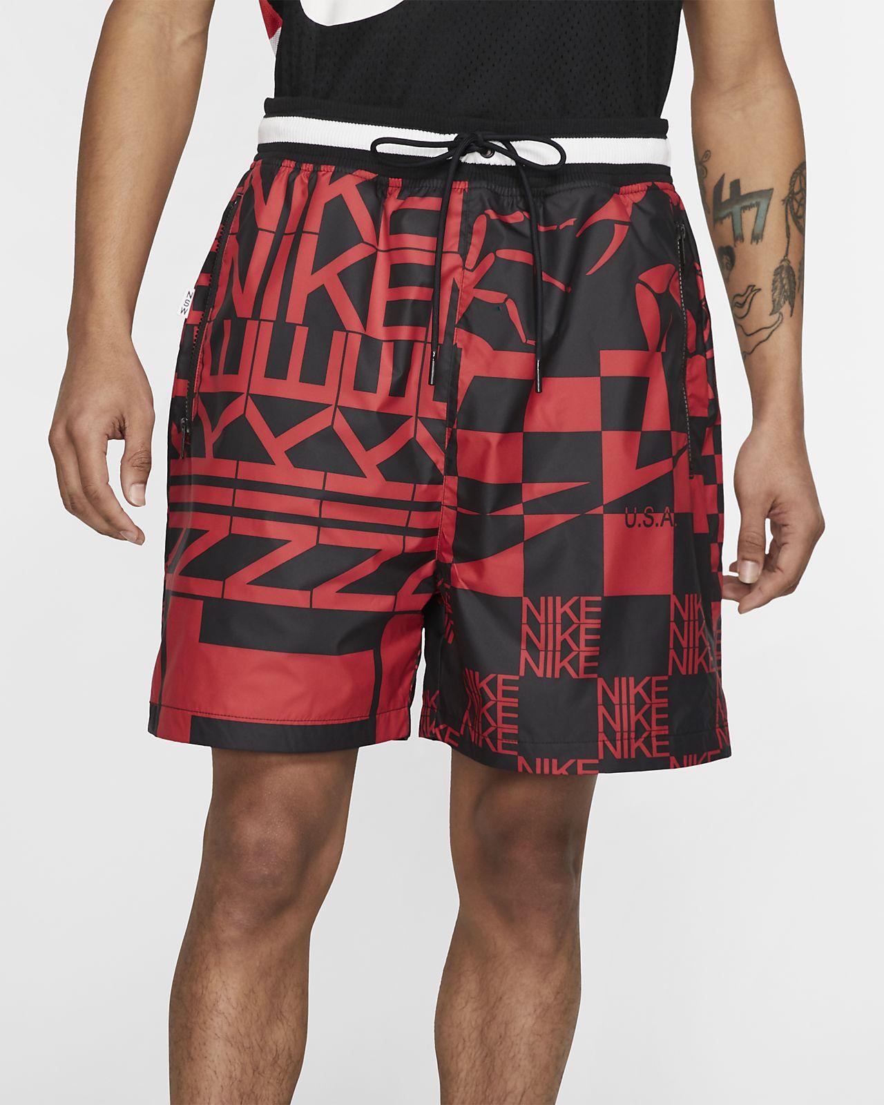 Nike Sportswear Baskılı Şort