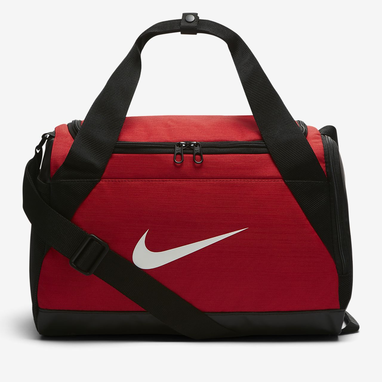 cfa70bbdbf Nike Brasilia Small Duffel Bag Black