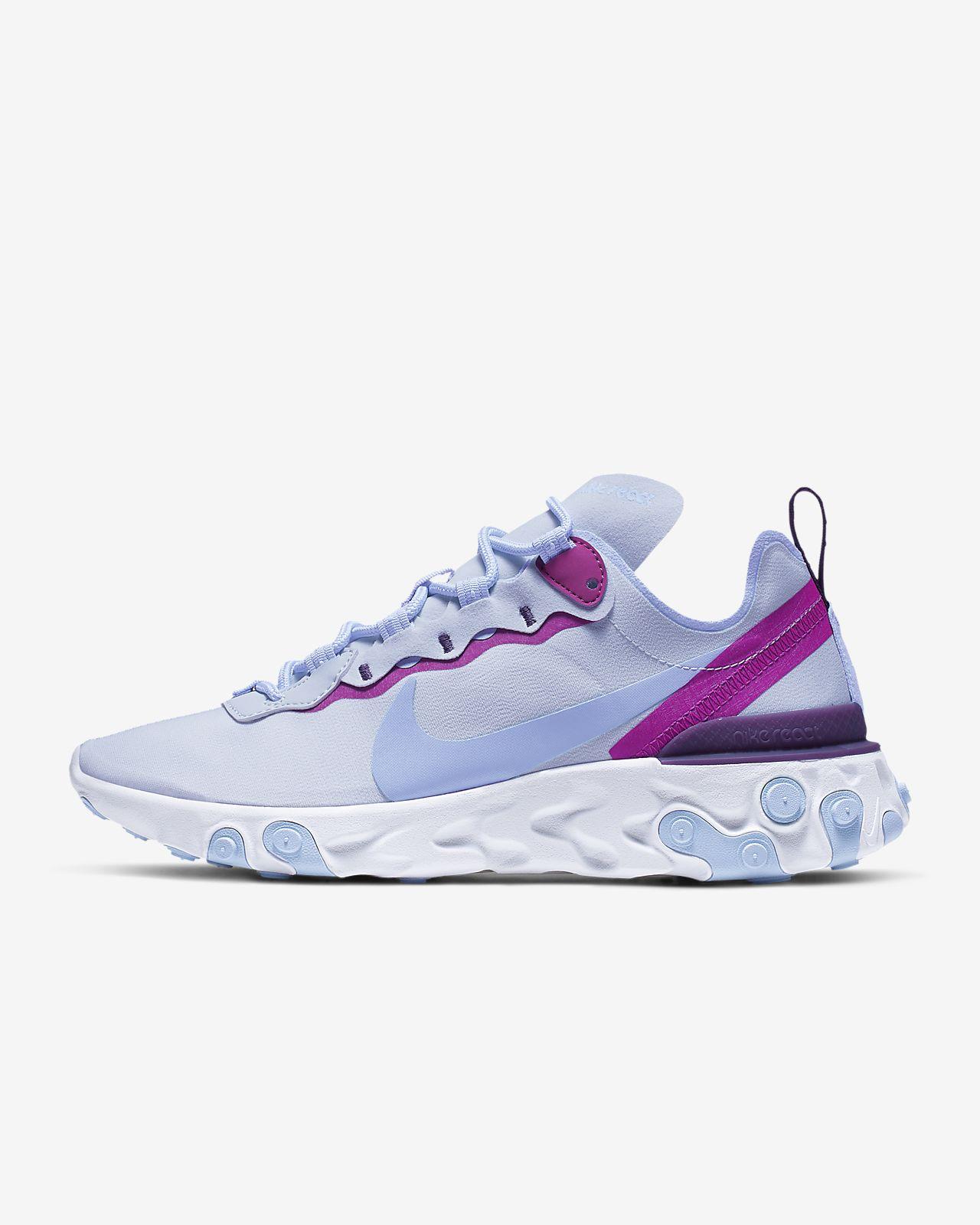 Nike React Element 55 sko til dame