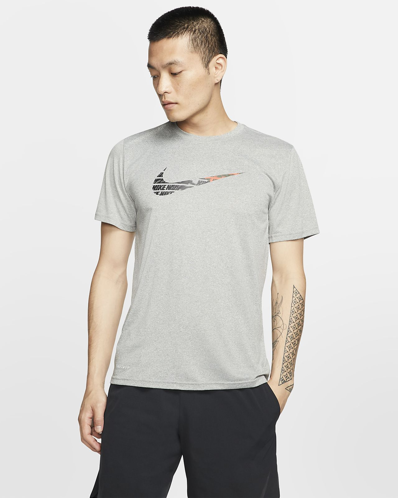 Playera de entrenamiento para hombre Nike Dri-FIT
