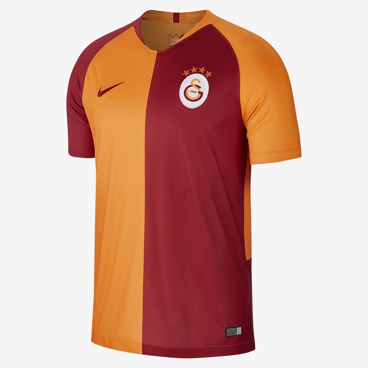 40f10c8c94bed Camiseta de fútbol para hombre 2018 19 Galatasaray S.K. Stadium Home ...