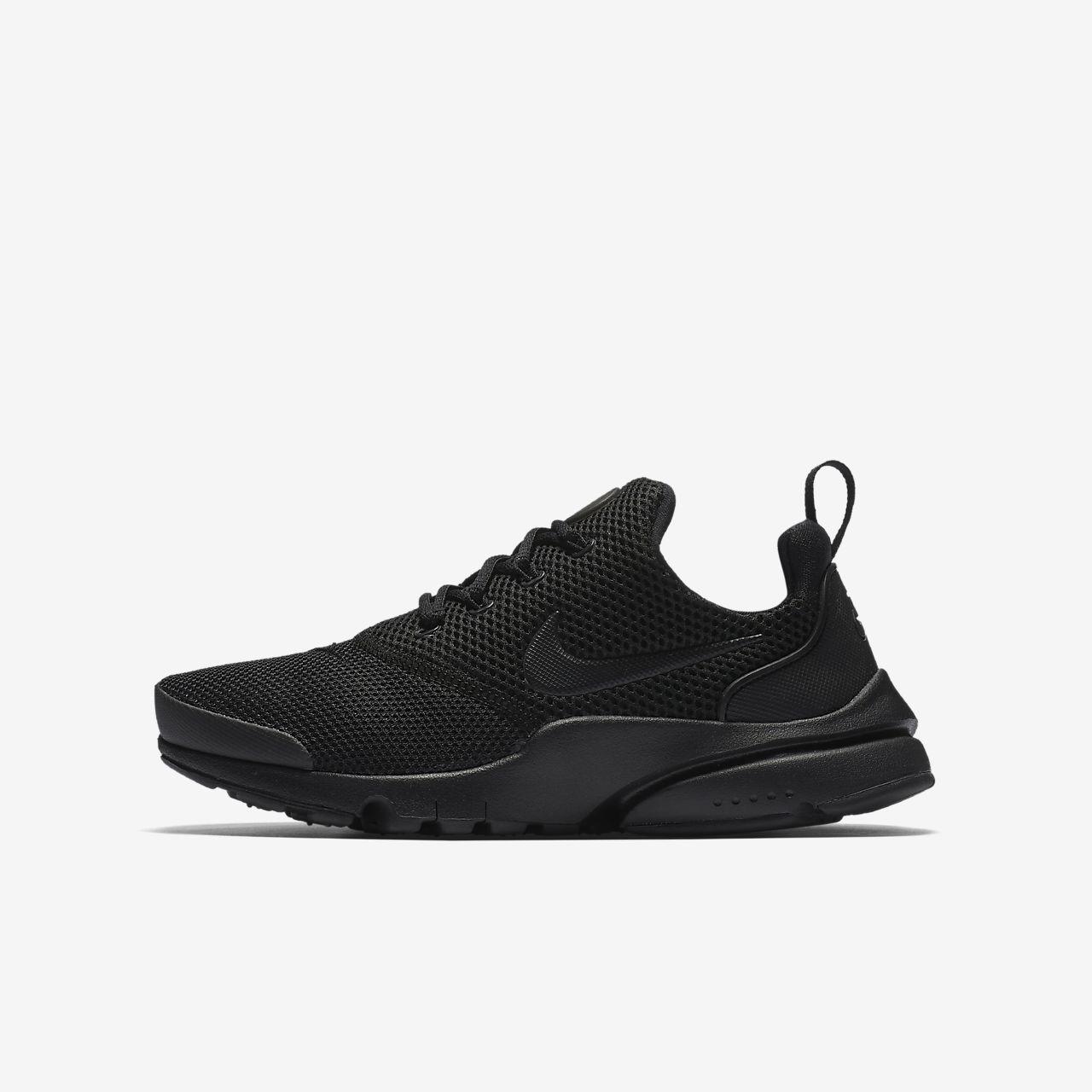 ... Nike Presto Fly Big Kids' Shoe