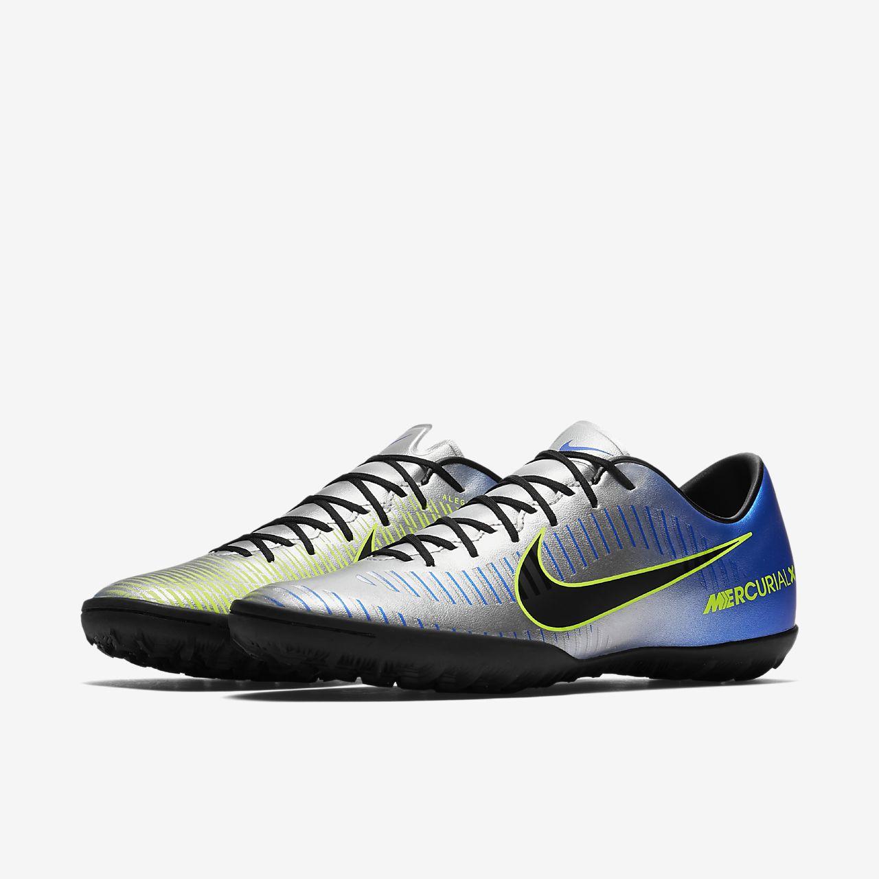 ... Nike MercurialX Victory VI Neymar Artificial-Turf Football Shoe