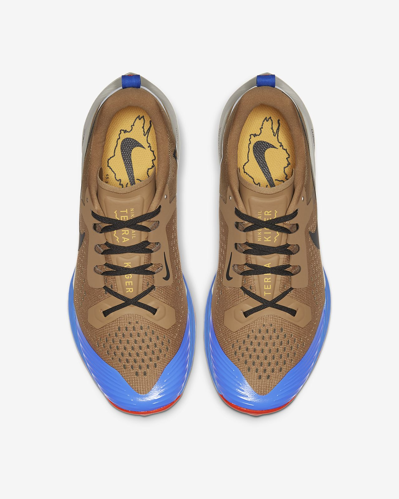zapatillas running trail hombre nike
