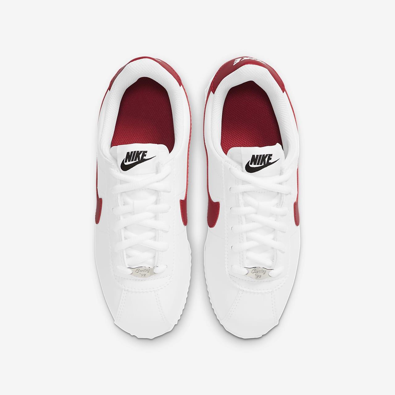 Calzado para niños talla grande Nike Cortez Basic SL. Nike.com CL 50898ac28cd