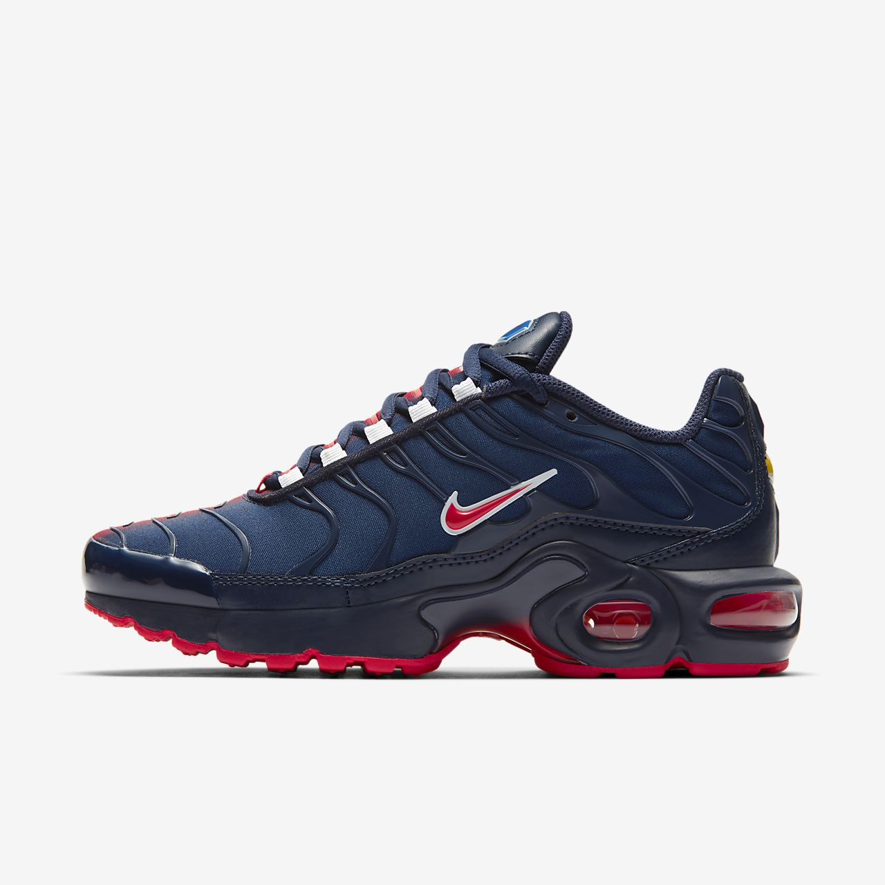 nike air max plus tn bianche