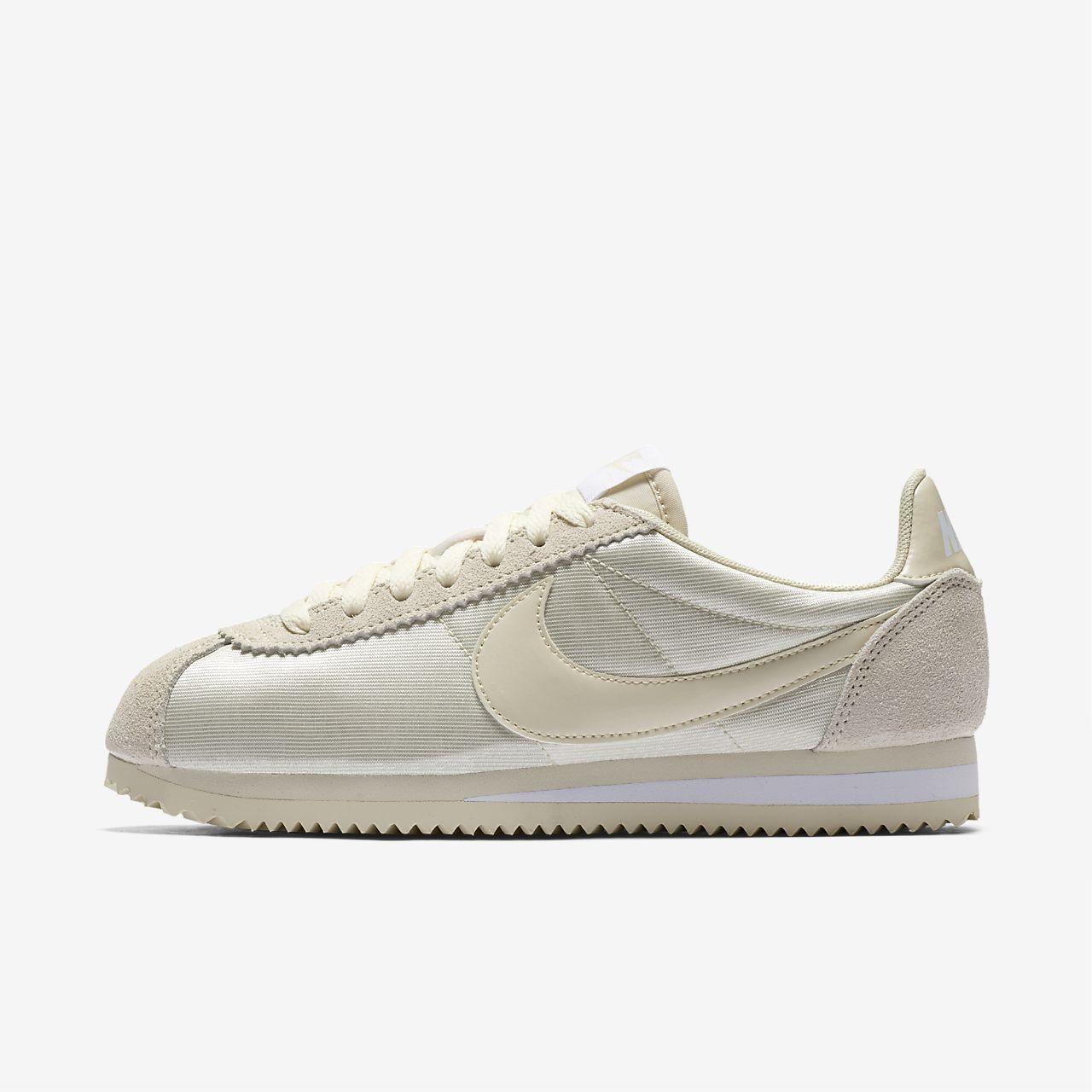 new product 2b579 6e308 ... clearance nike cortez mujer nylon zapatillas rosa blanco peru zapatillas  es4523 413cf 6cae9