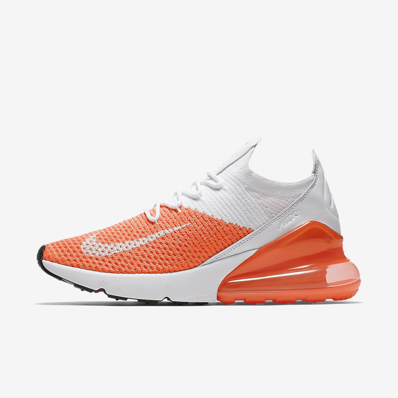 detailed look 977bf 65262 Schuhe Sandalen   Sandaletten Damen 66,50 € Nike Air Max 270 Flyknit  Damenschuh Perlato DIANA Grau - Kostenloser Versand bei Spartoode ! - Schuhe  Low ...
