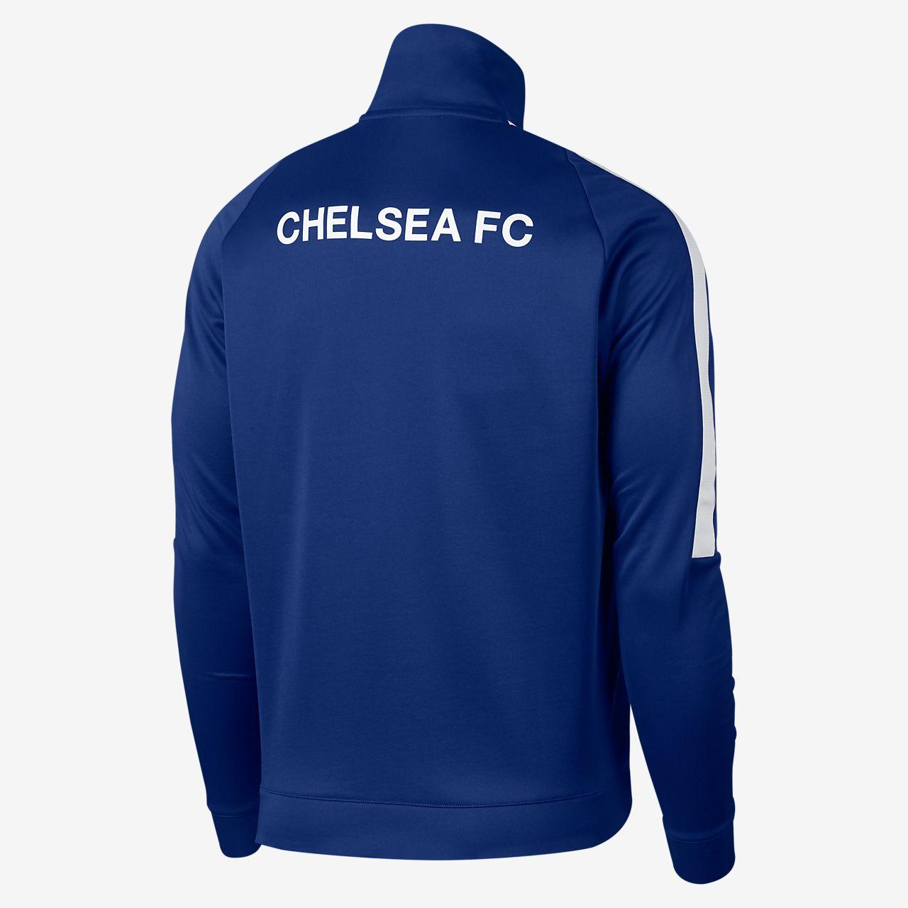 ... Chelsea FC Franchise Men's Football Jacket
