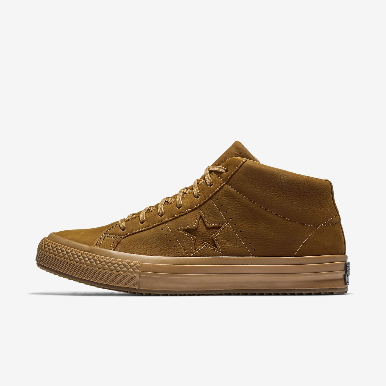 ONE STAR MID SUEDE - FOOTWEAR - High-tops & sneakers Converse QQoBC