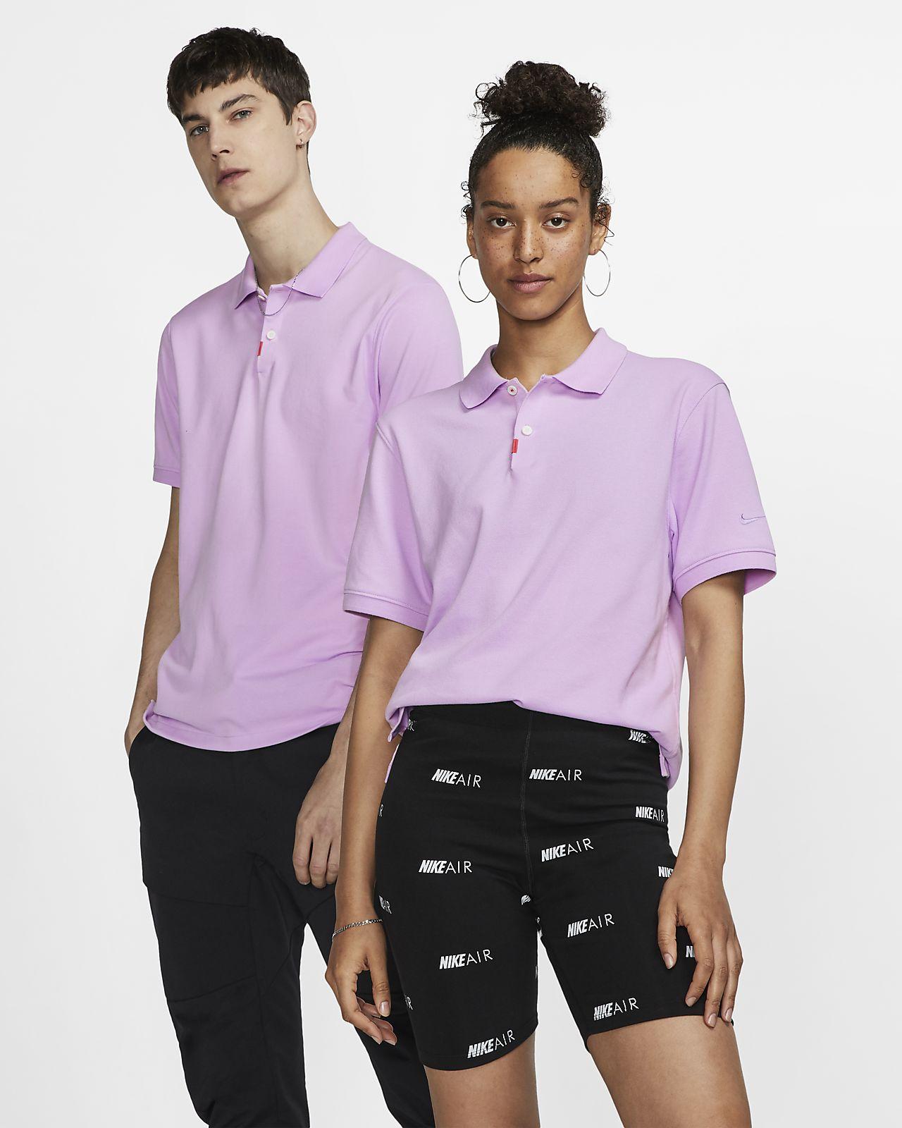 The Nike Polo-unisex polo med slank pasform