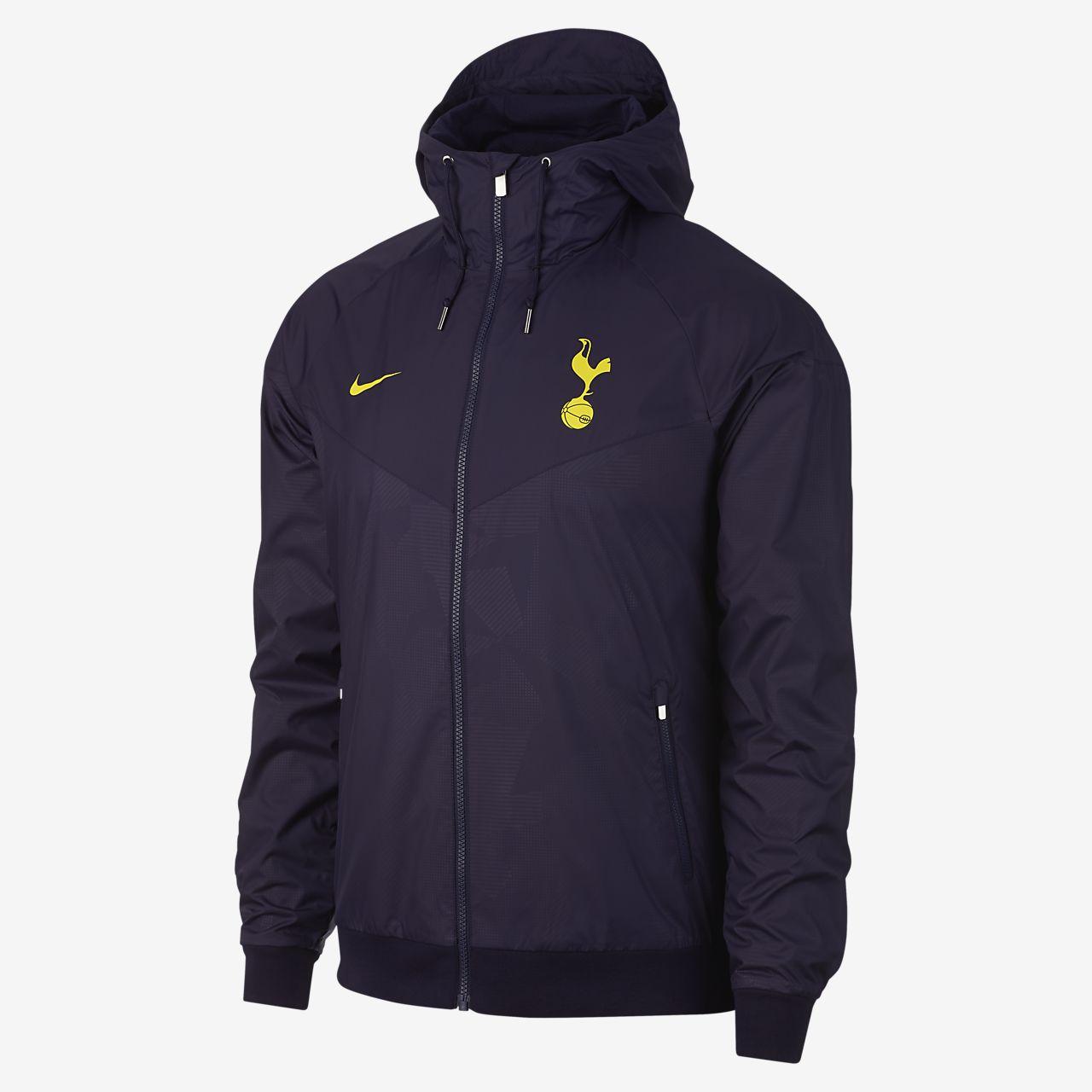 Ca Authentic Veste Homme Windrunner Hotspur Tottenham Pour qqYz0E