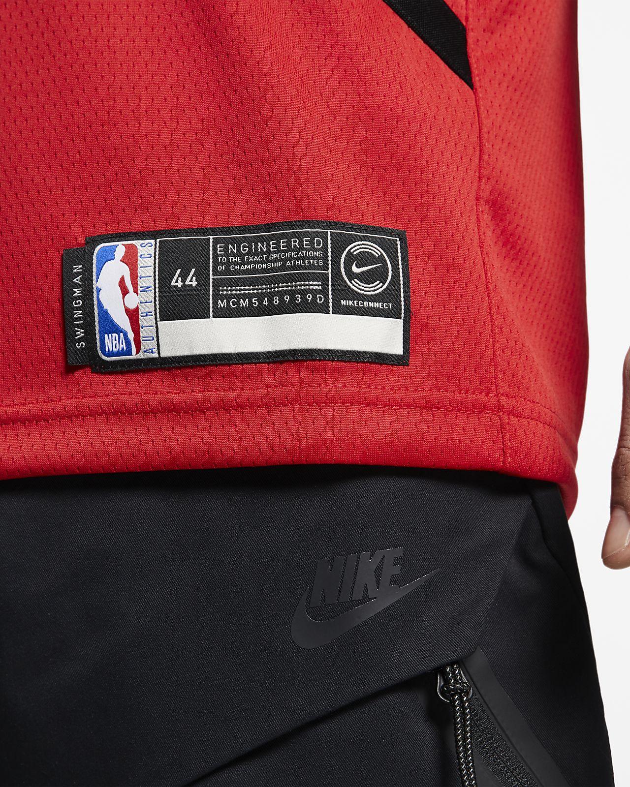 378816b10 ... Damian Lillard Earned City Edition Swingman (Portland Trail Blazers)  Men s Nike NBA Connected Jersey