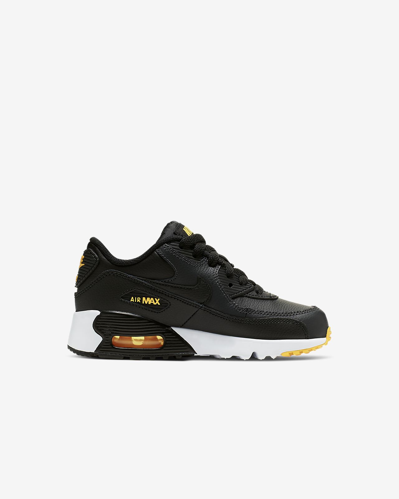 c858f9dcefaba Nike Air Max 90 Leather Little Kids  Shoe. Nike.com