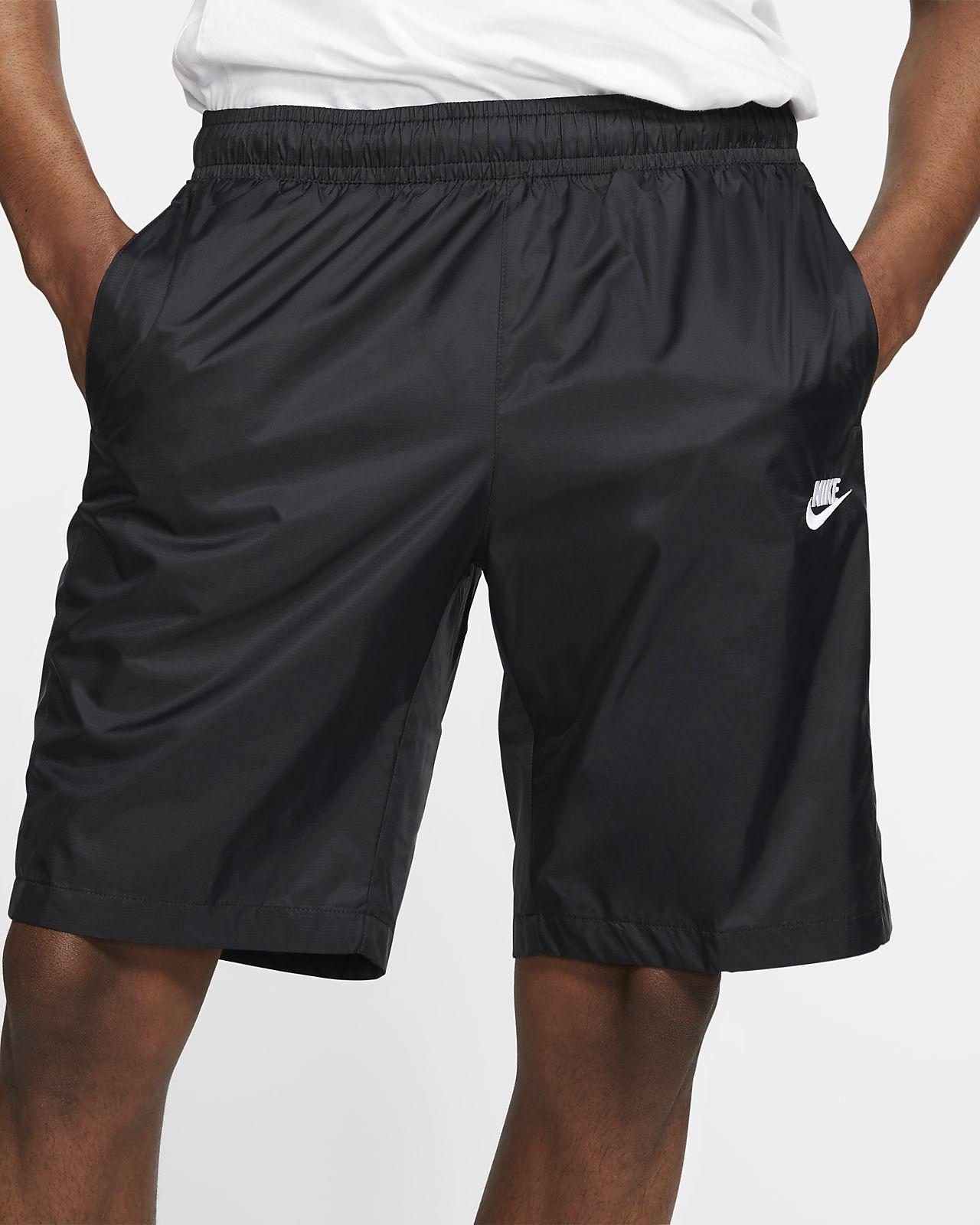 Nike Sportswear Herren-Trainingsshorts aus Webmaterial